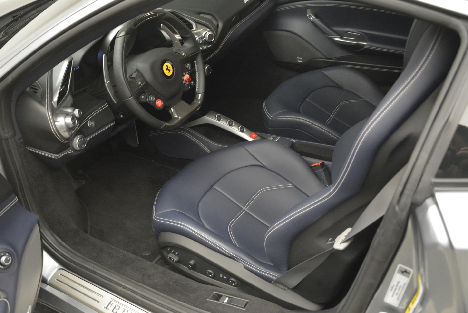 Used 2017 Ferrari 488 GTB  For Sale In Westport, CT 2235_p15