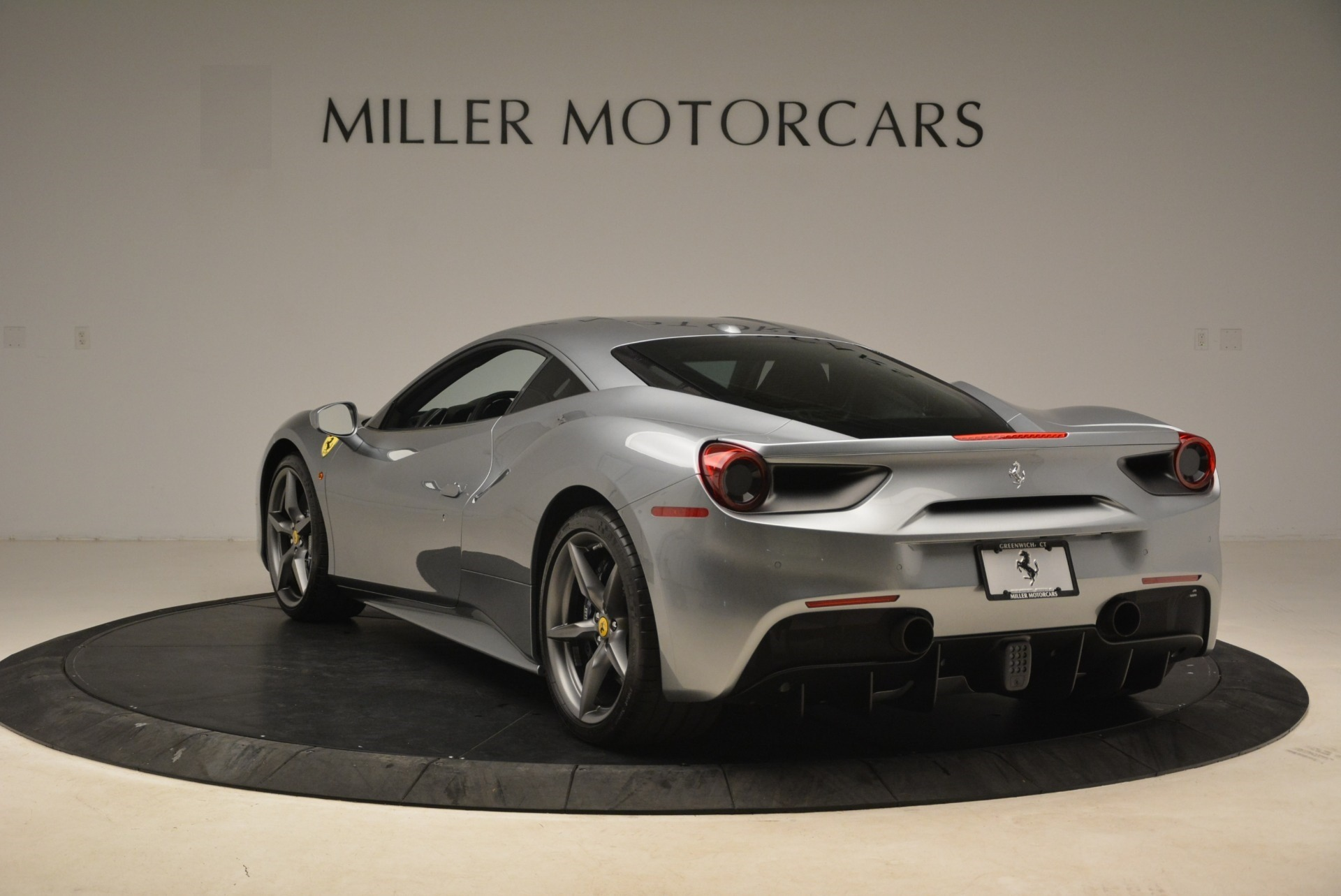 Used 2017 Ferrari 488 GTB  For Sale In Westport, CT 2235_p5