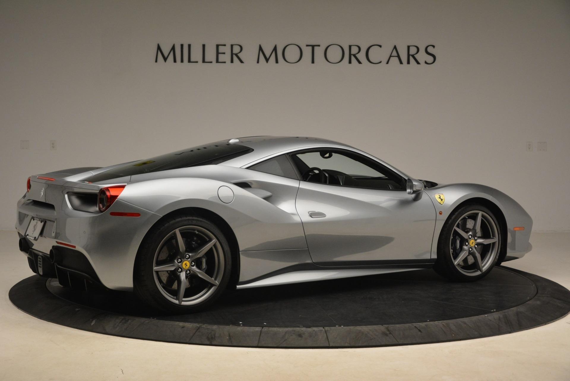 Used 2017 Ferrari 488 GTB  For Sale In Westport, CT 2235_p8