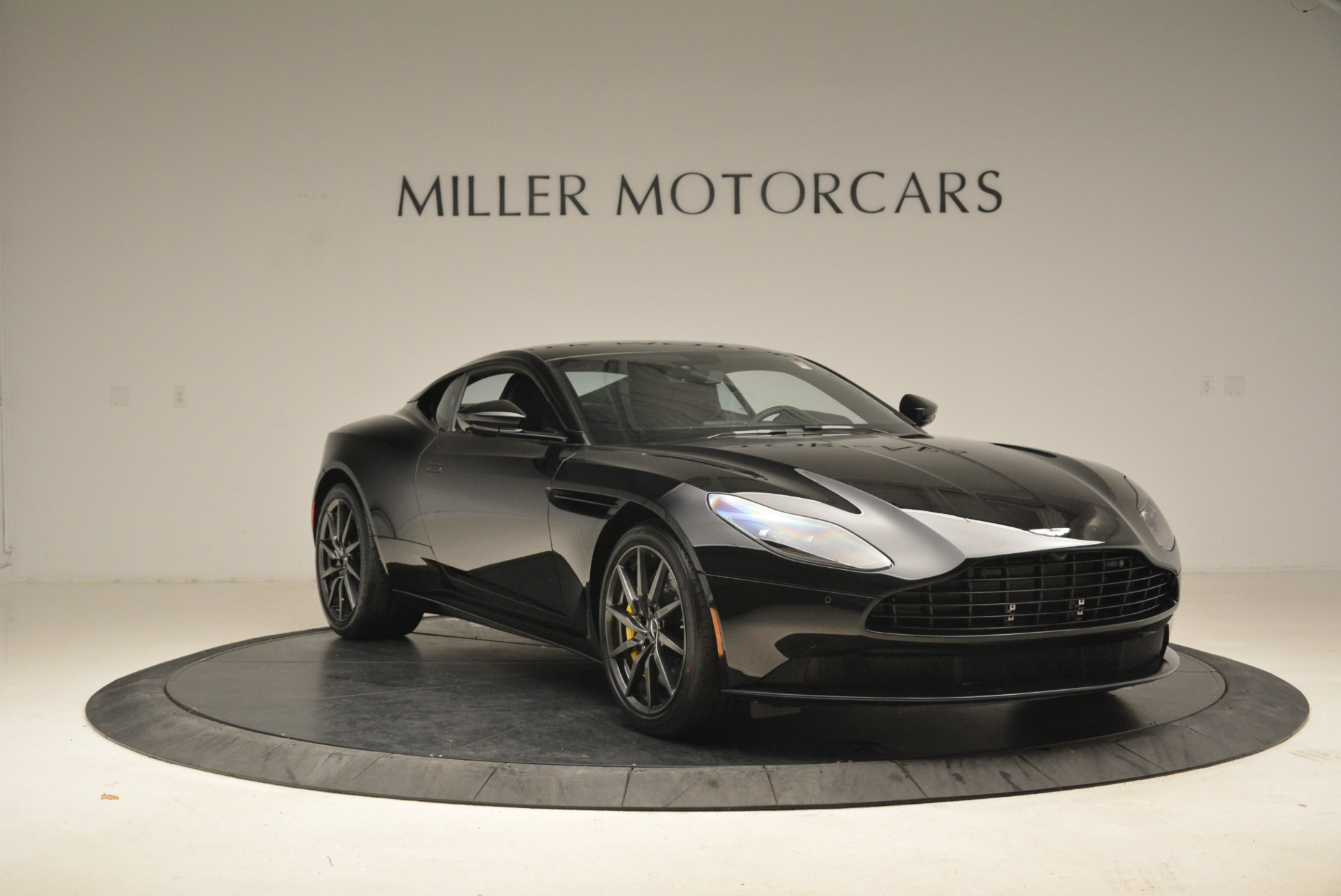 Used 2018 Aston Martin DB11 V8 Coupe For Sale In Westport, CT 2237_p11