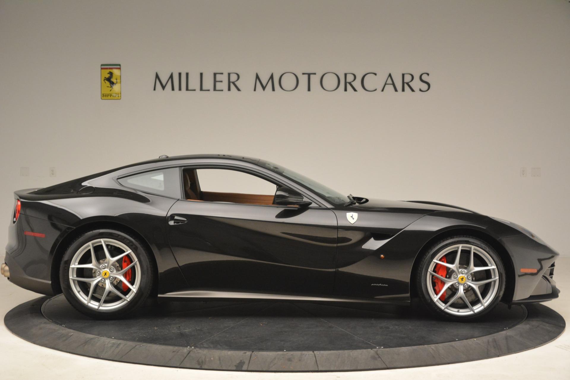 Used 2015 Ferrari F12 Berlinetta  For Sale In Westport, CT 2239_p9