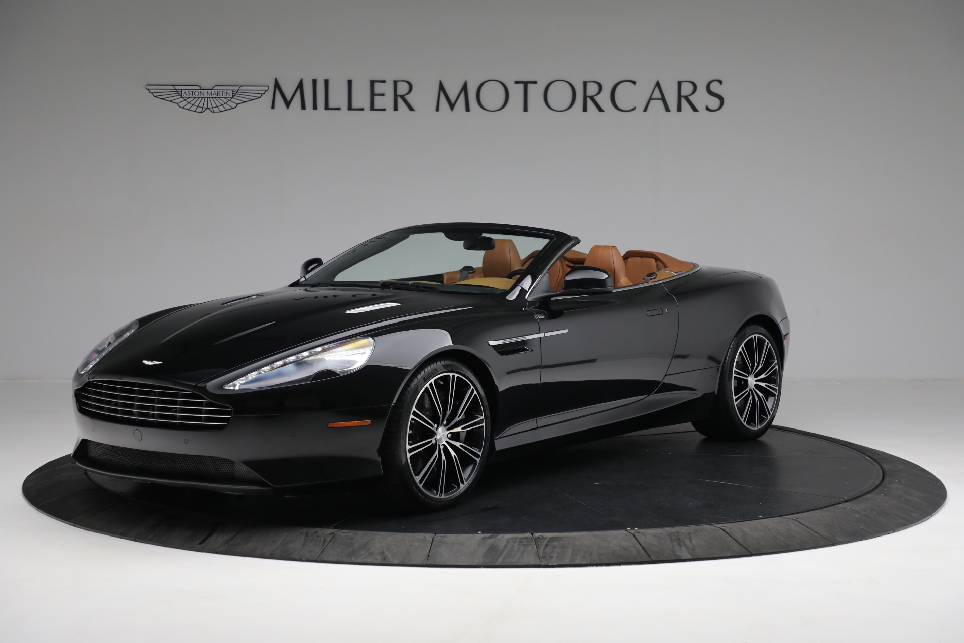 Used 2012 Aston Martin Virage Volante For Sale In Westport, CT 2244_main