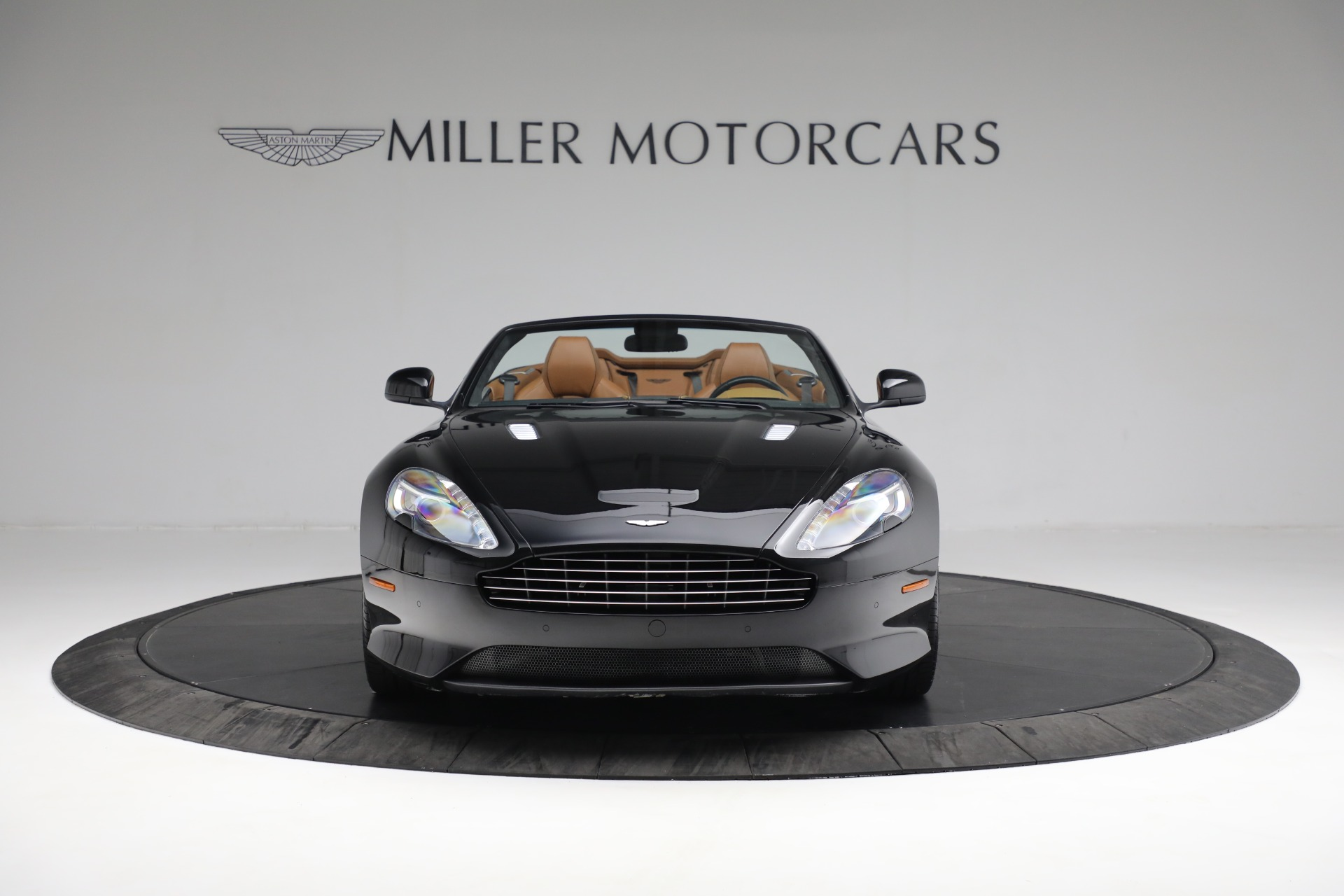 Used 2012 Aston Martin Virage Volante For Sale In Westport, CT 2244_p12