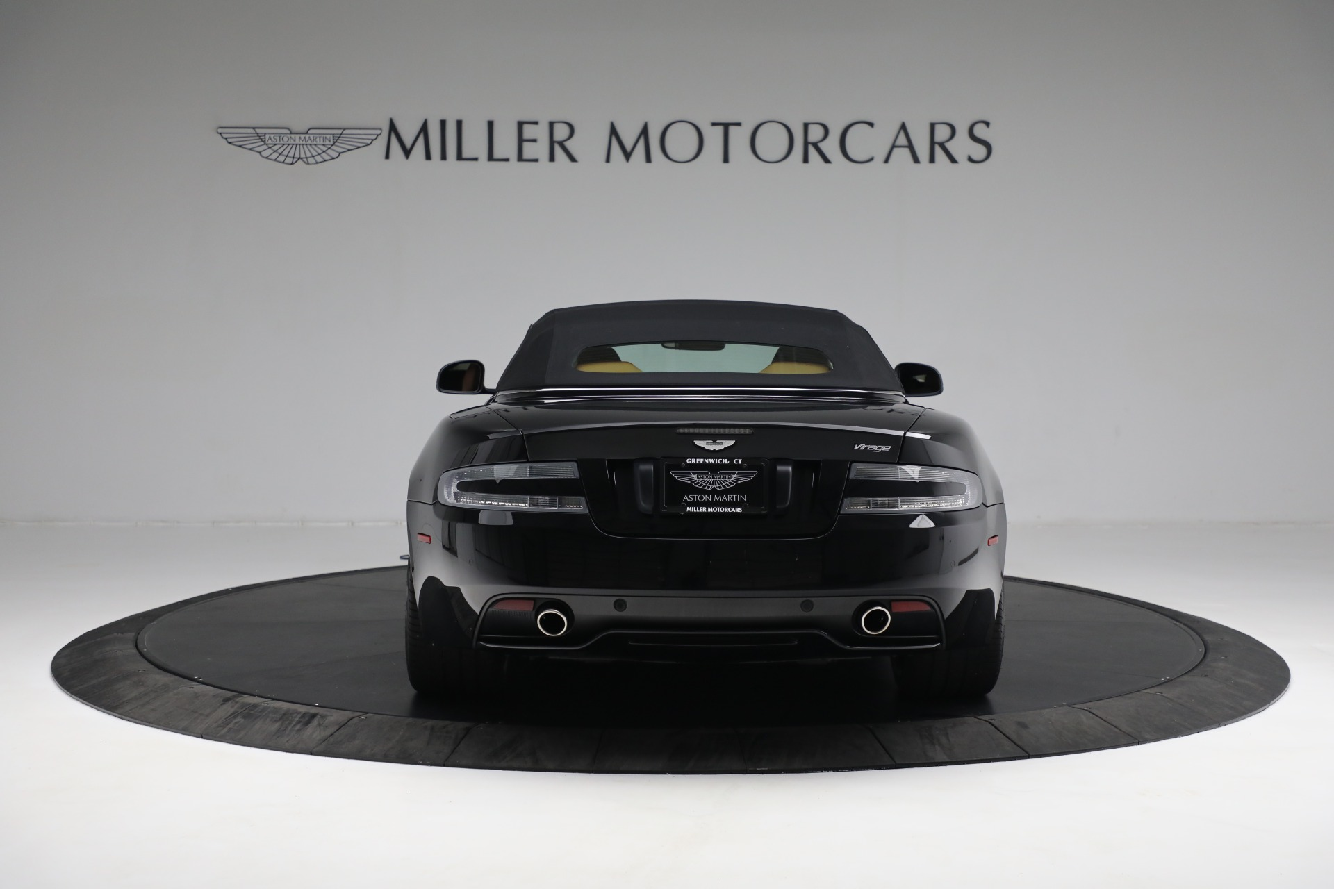 Used 2012 Aston Martin Virage Volante For Sale In Westport, CT 2244_p19