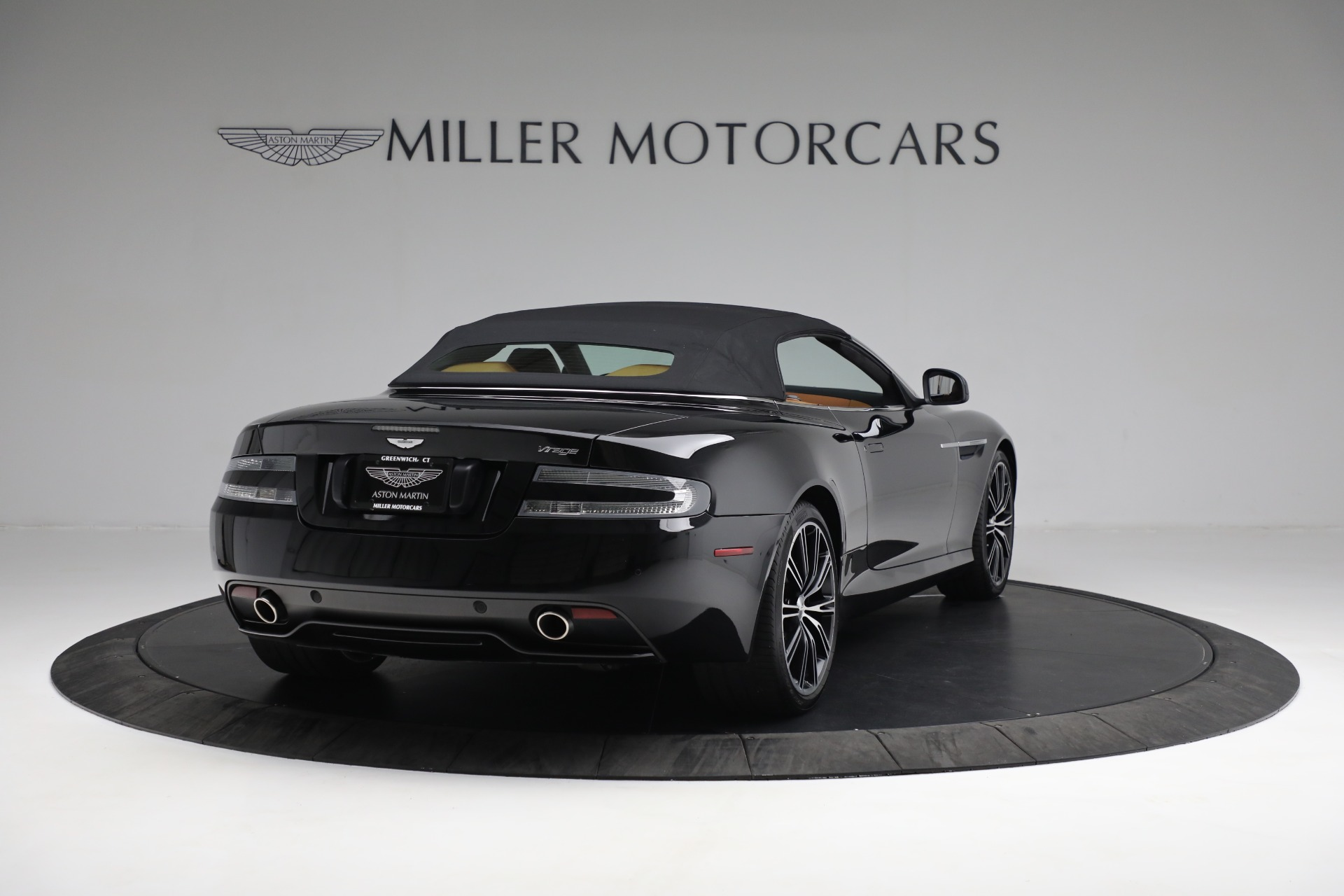 Used 2012 Aston Martin Virage Volante For Sale In Westport, CT 2244_p20