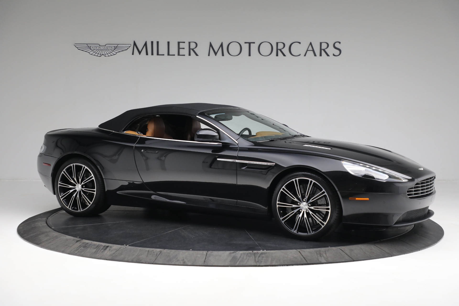 Used 2012 Aston Martin Virage Volante For Sale In Westport, CT 2244_p23