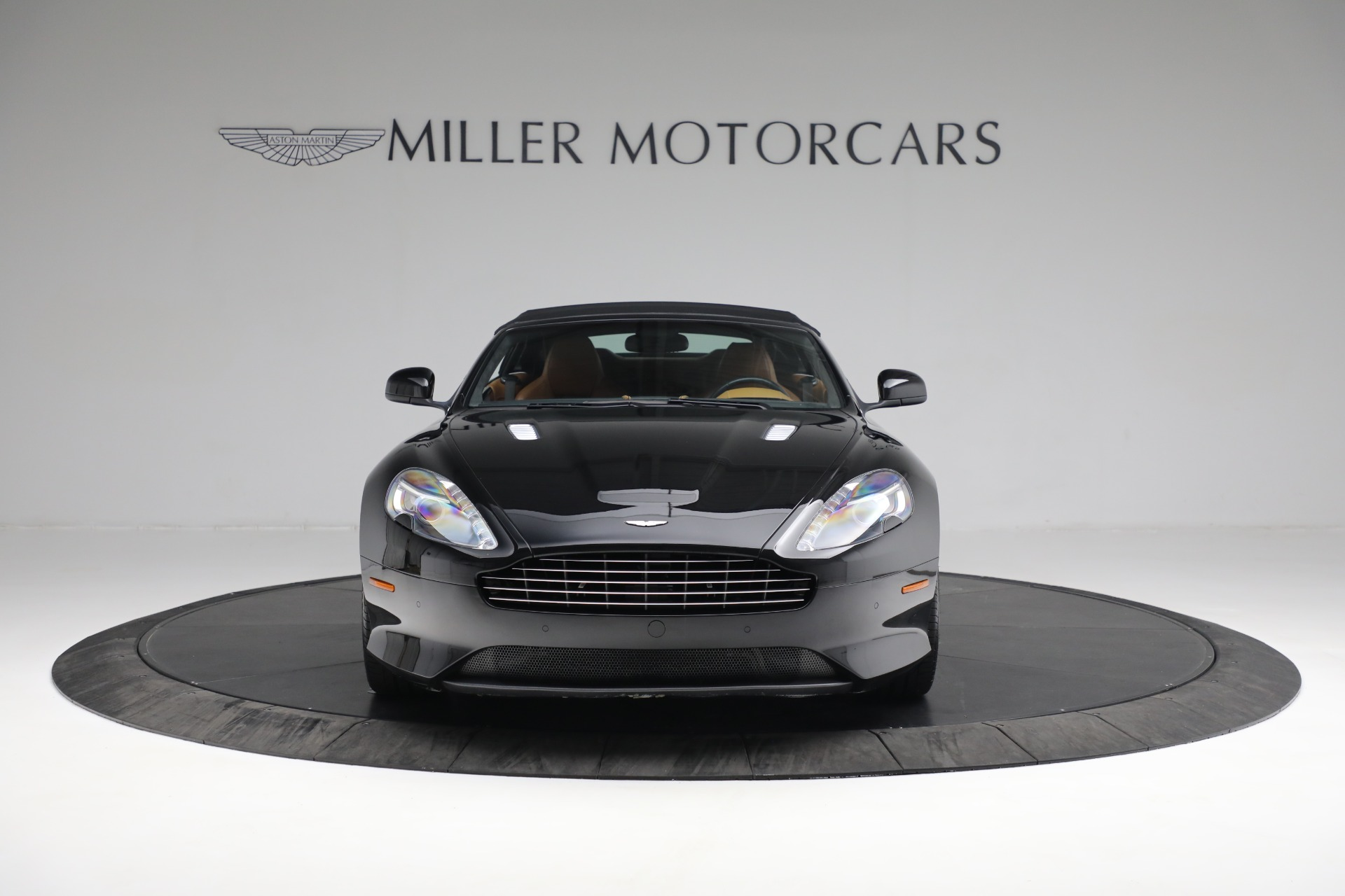 Used 2012 Aston Martin Virage Volante For Sale In Westport, CT 2244_p25