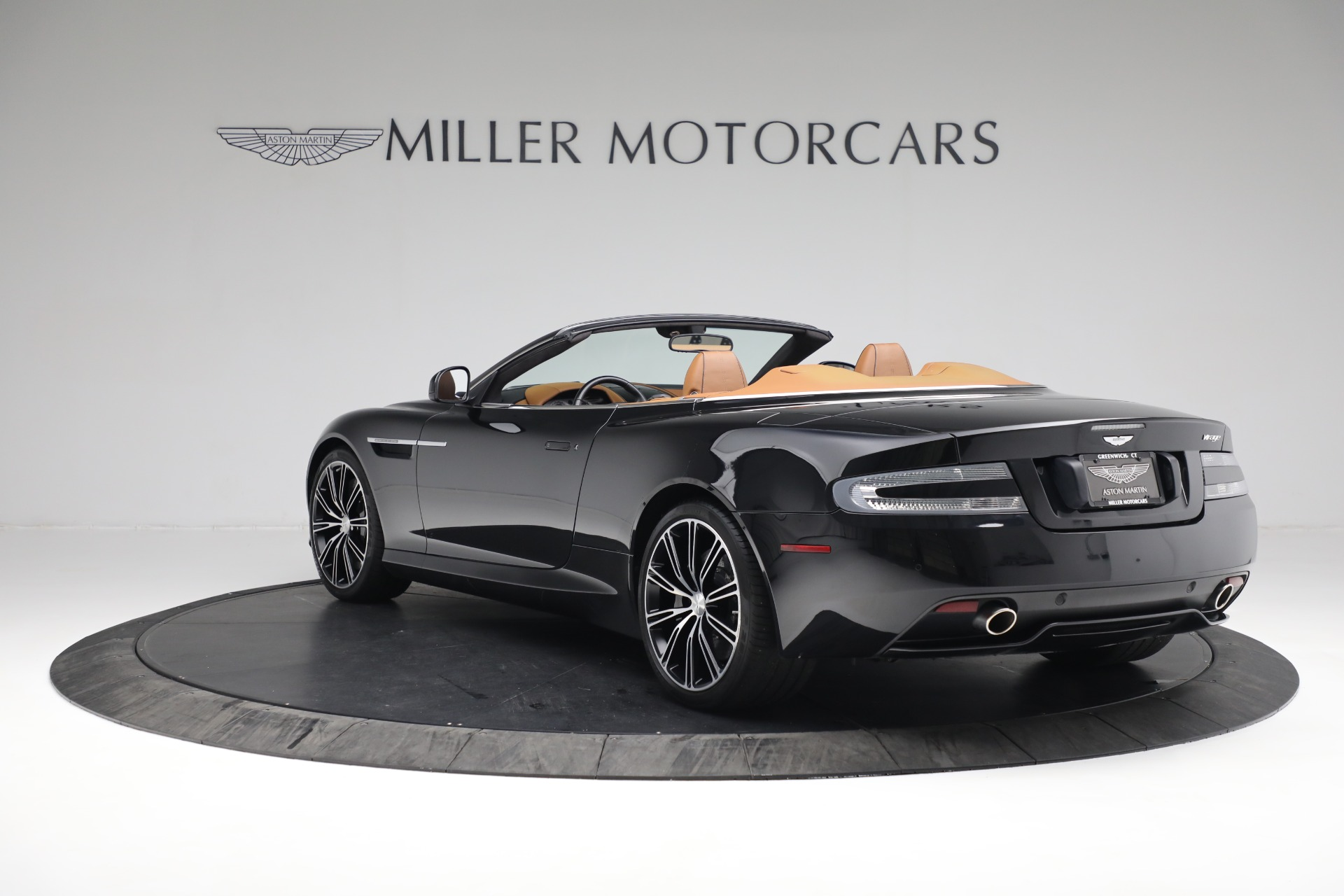 Used 2012 Aston Martin Virage Volante For Sale In Westport, CT 2244_p4