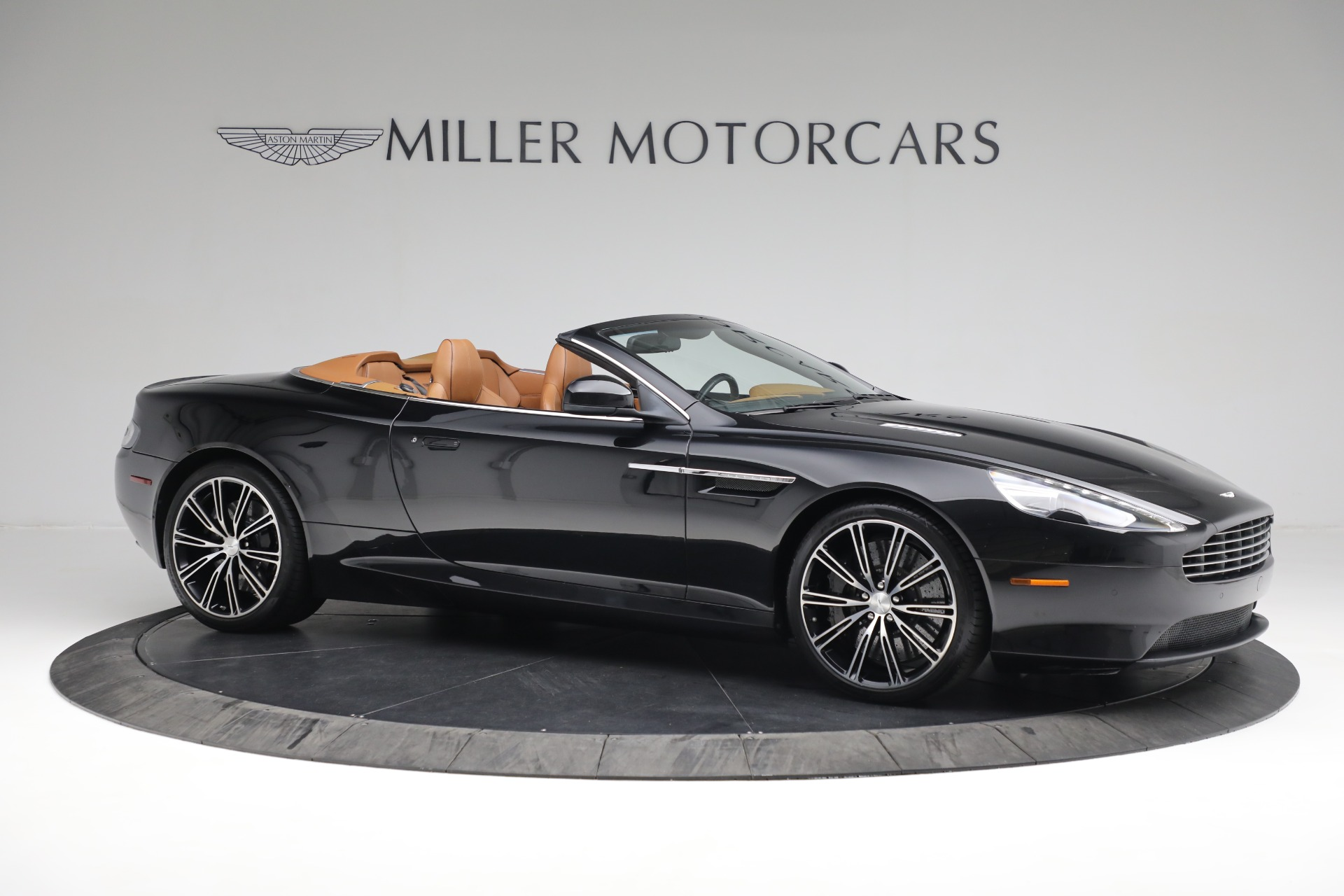 Used 2012 Aston Martin Virage Volante For Sale In Westport, CT 2244_p8