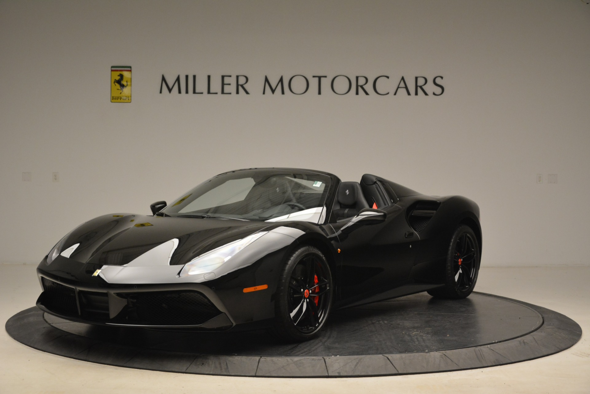 Used 2018 Ferrari 488 Spider  For Sale In Westport, CT
