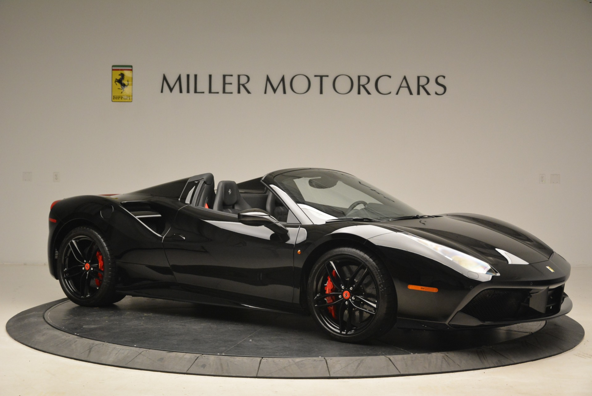Used 2018 Ferrari 488 Spider  For Sale In Westport, CT 2245_p10