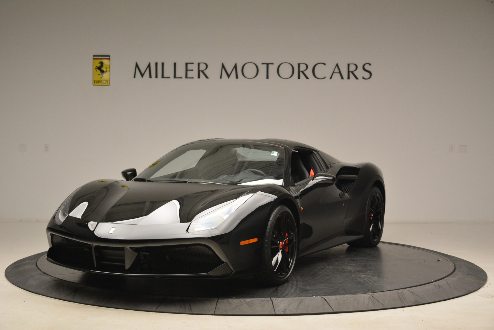 Used 2018 Ferrari 488 Spider  For Sale In Westport, CT 2245_p13