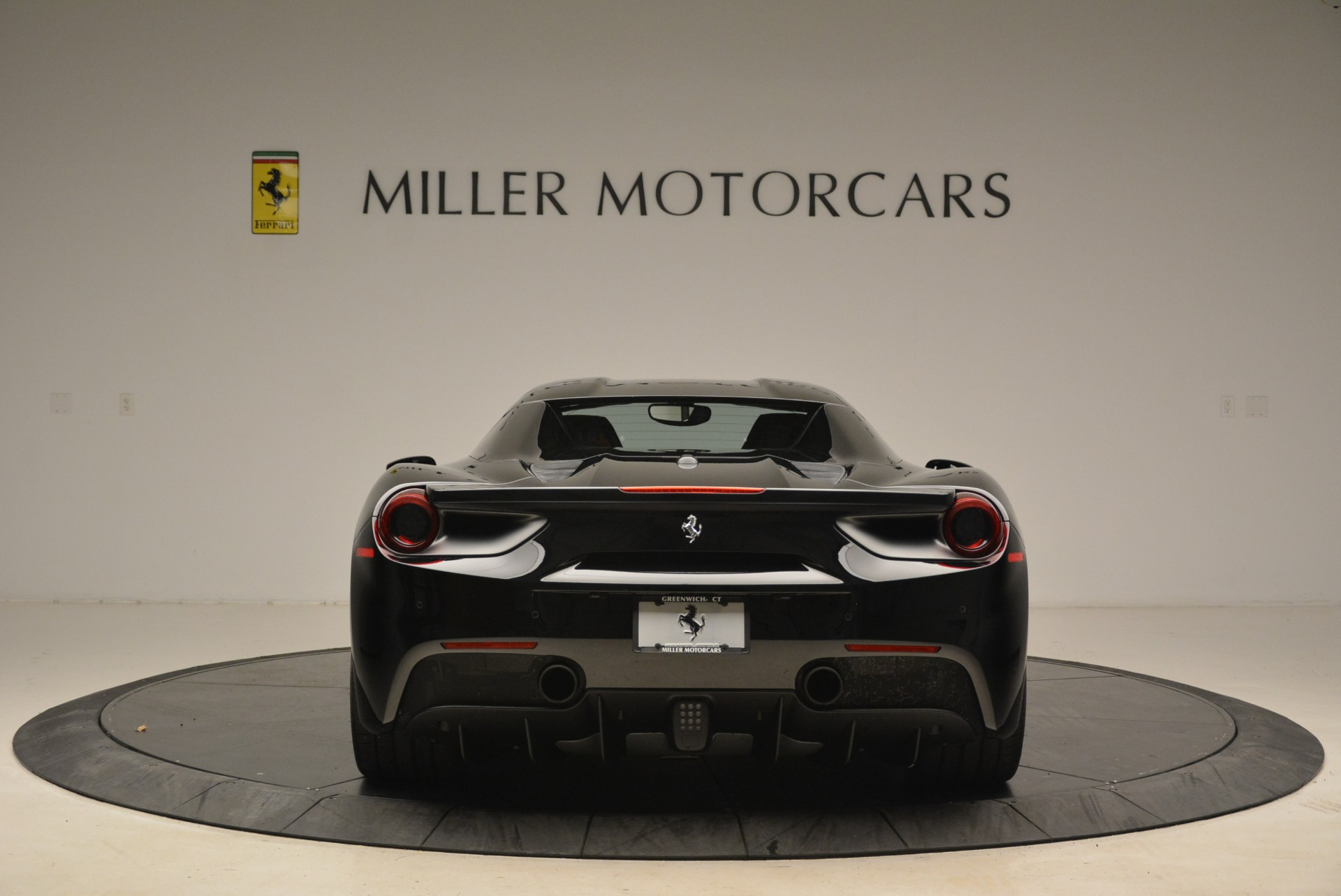 Used 2018 Ferrari 488 Spider  For Sale In Westport, CT 2245_p18