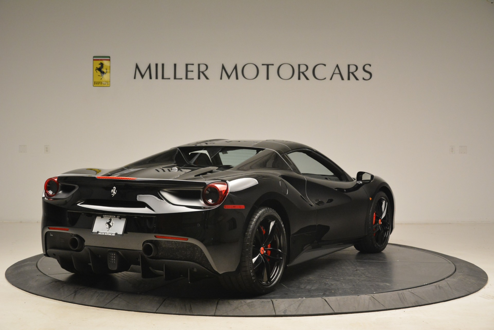 Used 2018 Ferrari 488 Spider  For Sale In Westport, CT 2245_p19
