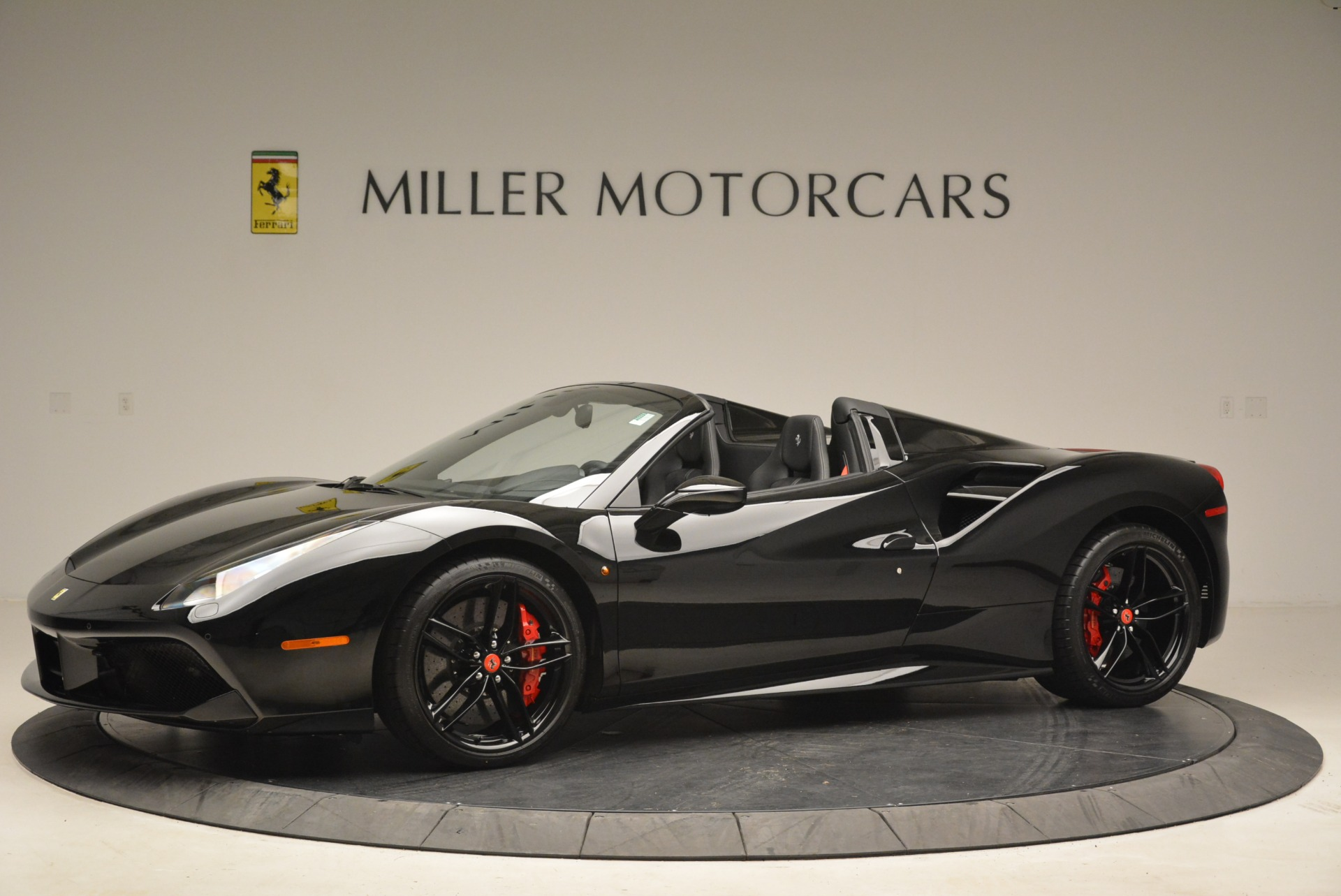 Used 2018 Ferrari 488 Spider  For Sale In Westport, CT 2245_p2