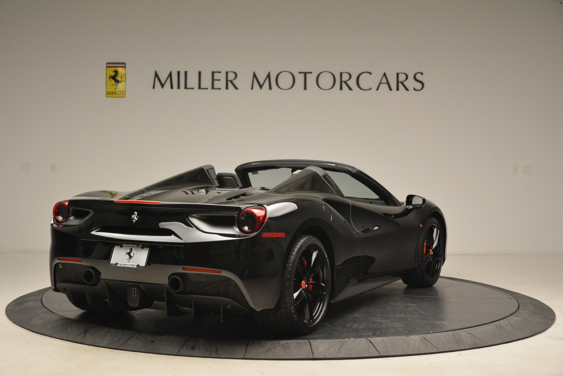Used 2018 Ferrari 488 Spider  For Sale In Westport, CT 2245_p7
