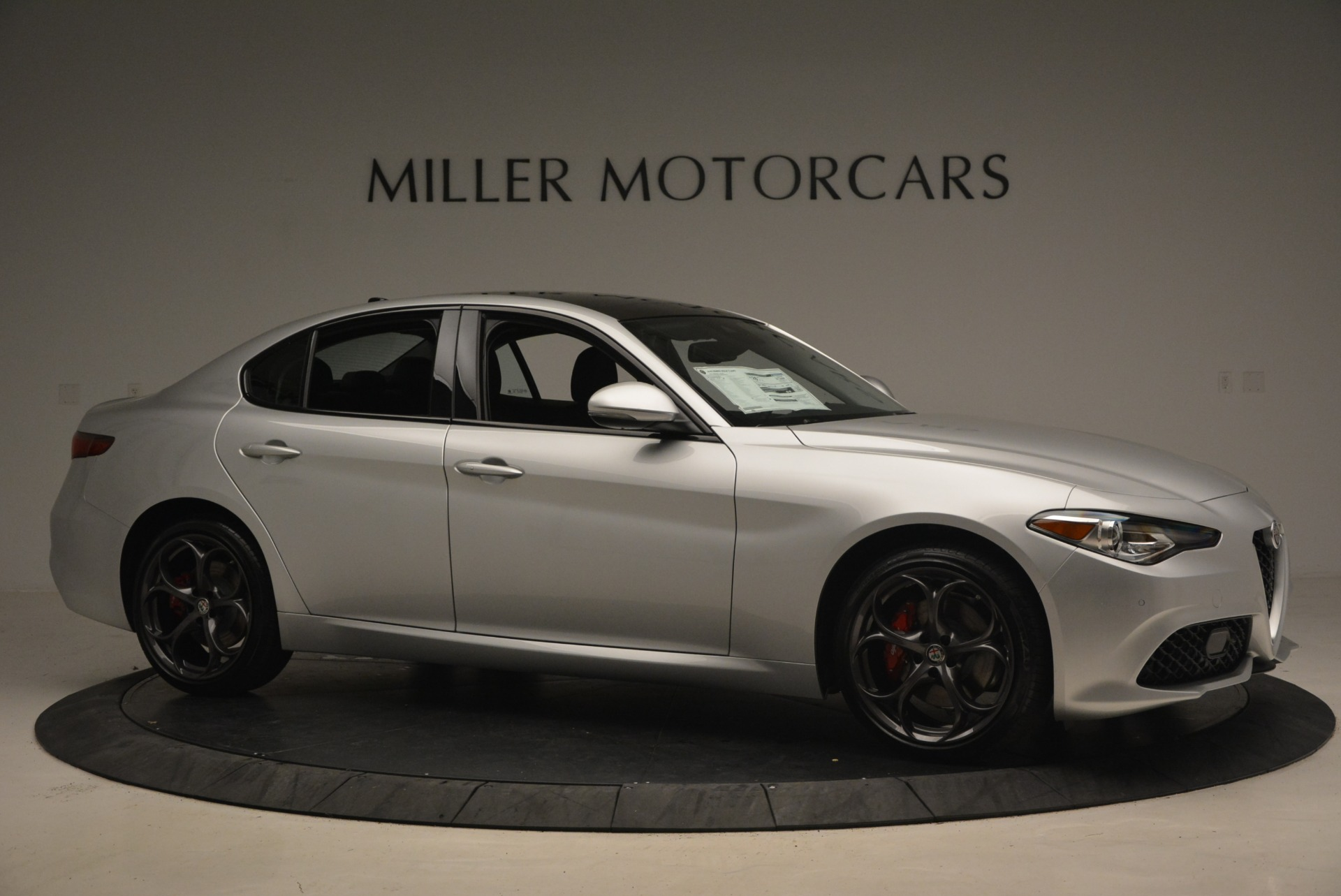 New 2018 Alfa Romeo Giulia Ti Sport Q4 For Sale In Westport, CT 2250_p11