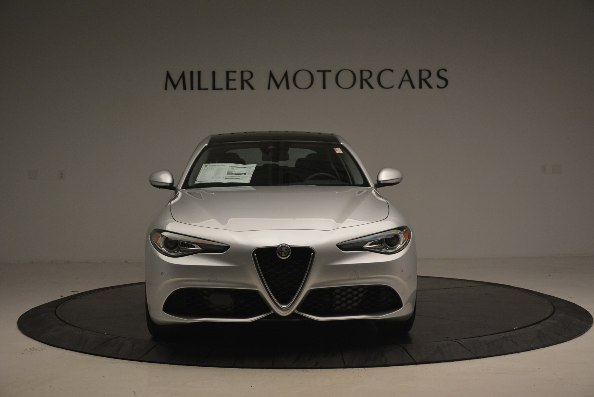 New 2018 Alfa Romeo Giulia Ti Sport Q4 For Sale In Westport, CT 2250_p13