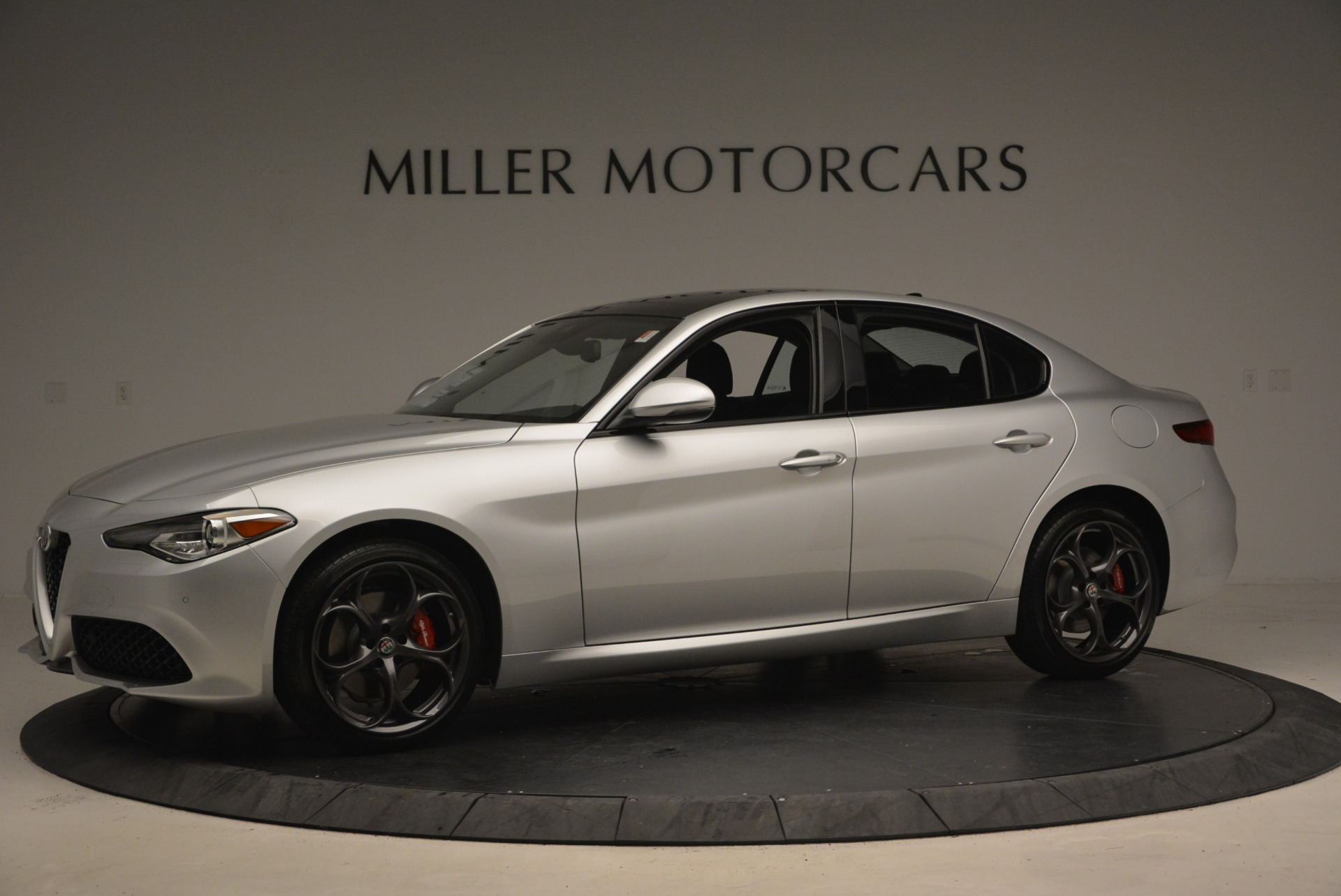 New 2018 Alfa Romeo Giulia Ti Sport Q4 For Sale In Westport, CT 2250_p3