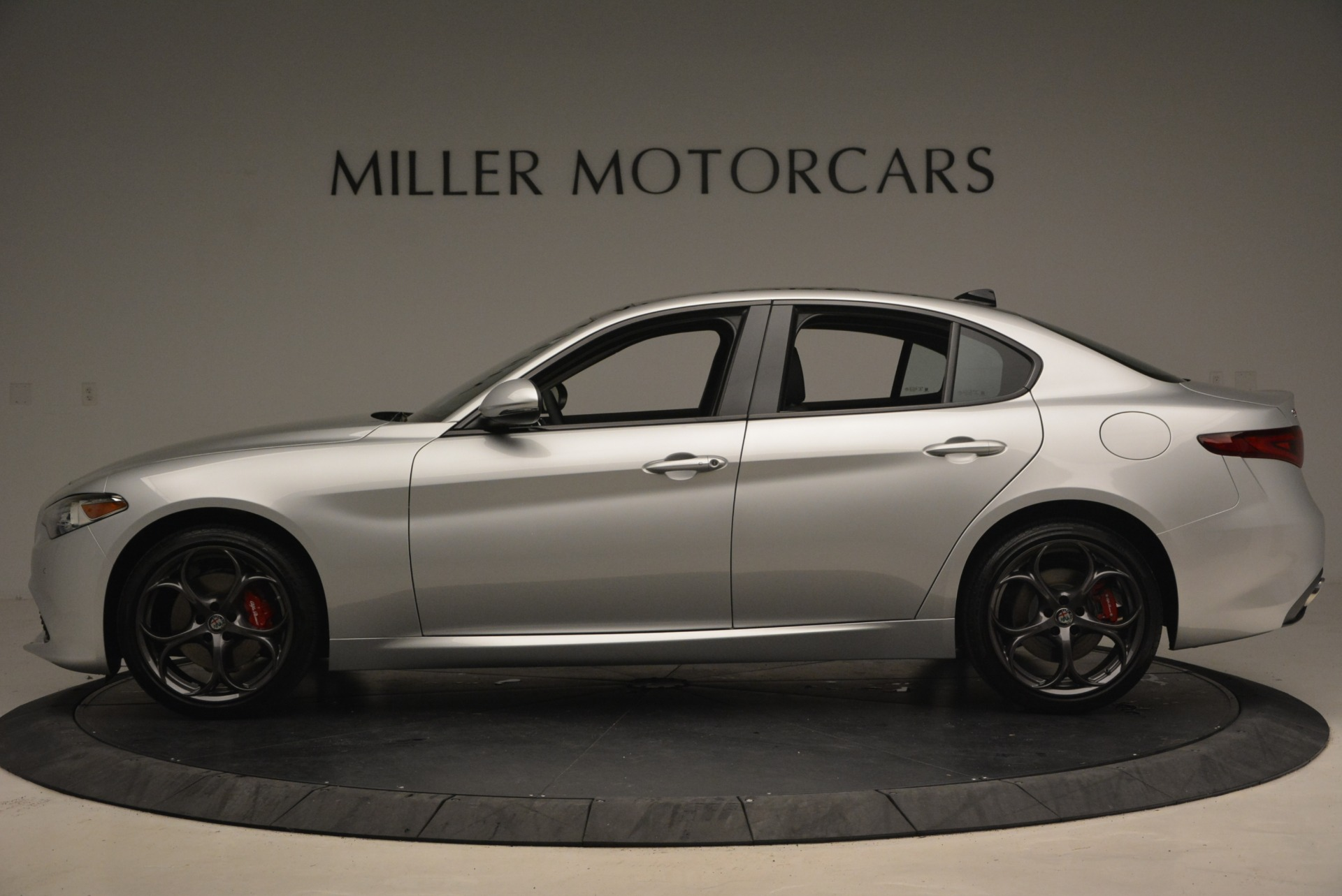 New 2018 Alfa Romeo Giulia Ti Sport Q4 For Sale In Westport, CT 2250_p4