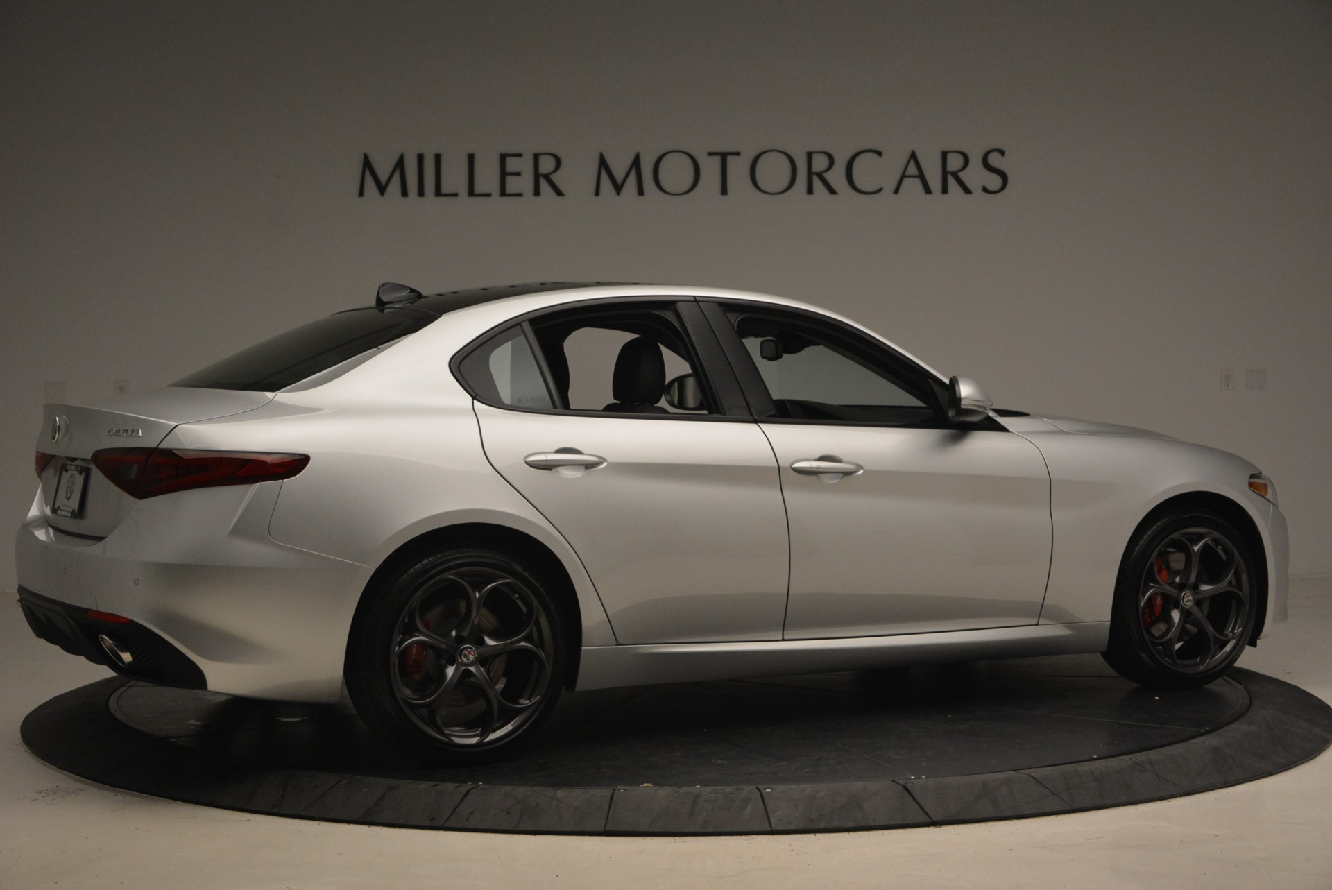 New 2018 Alfa Romeo Giulia Ti Sport Q4 For Sale In Westport, CT 2250_p9