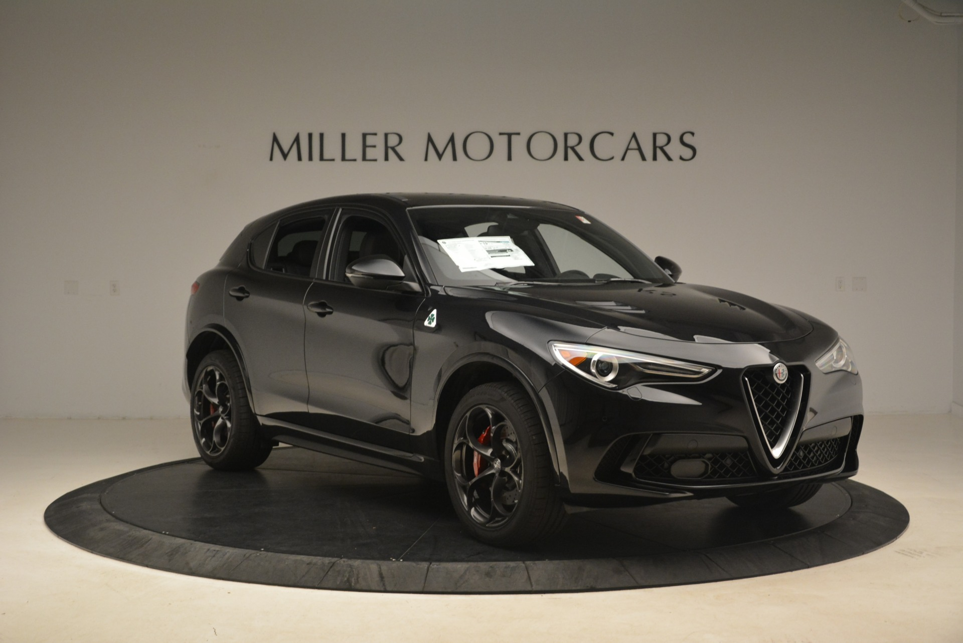 New 2018 Alfa Romeo Stelvio Quadrifoglio For Sale In Westport, CT 2253_p11