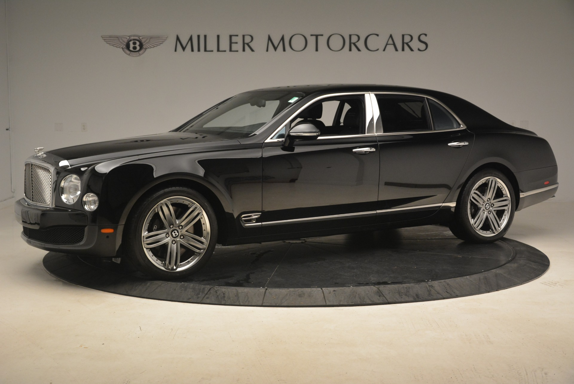 Used 2013 Bentley Mulsanne Le Mans Edition For Sale In Westport, CT 2255_p2