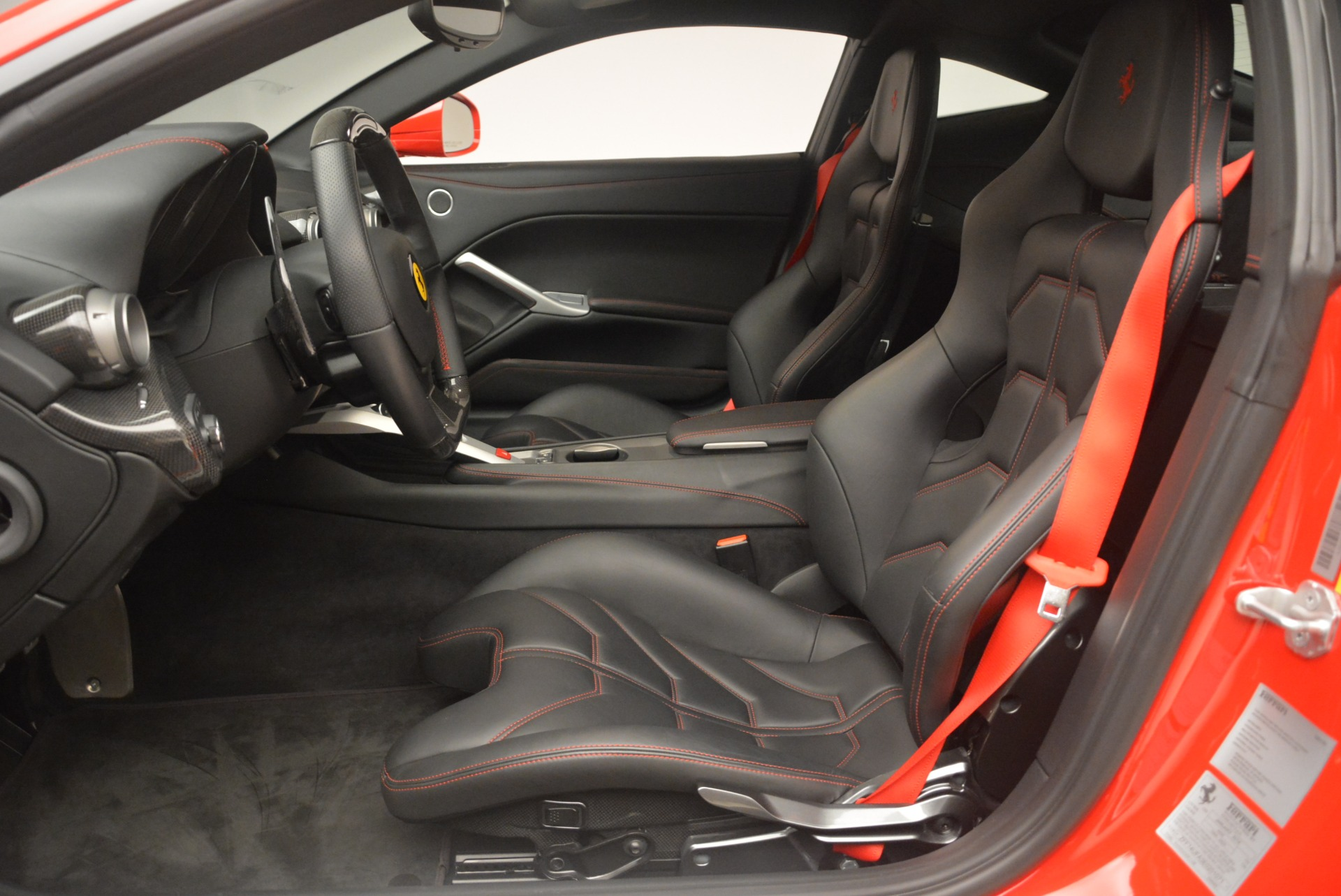 Used 2014 Ferrari F12 Berlinetta  For Sale In Westport, CT 2256_p14
