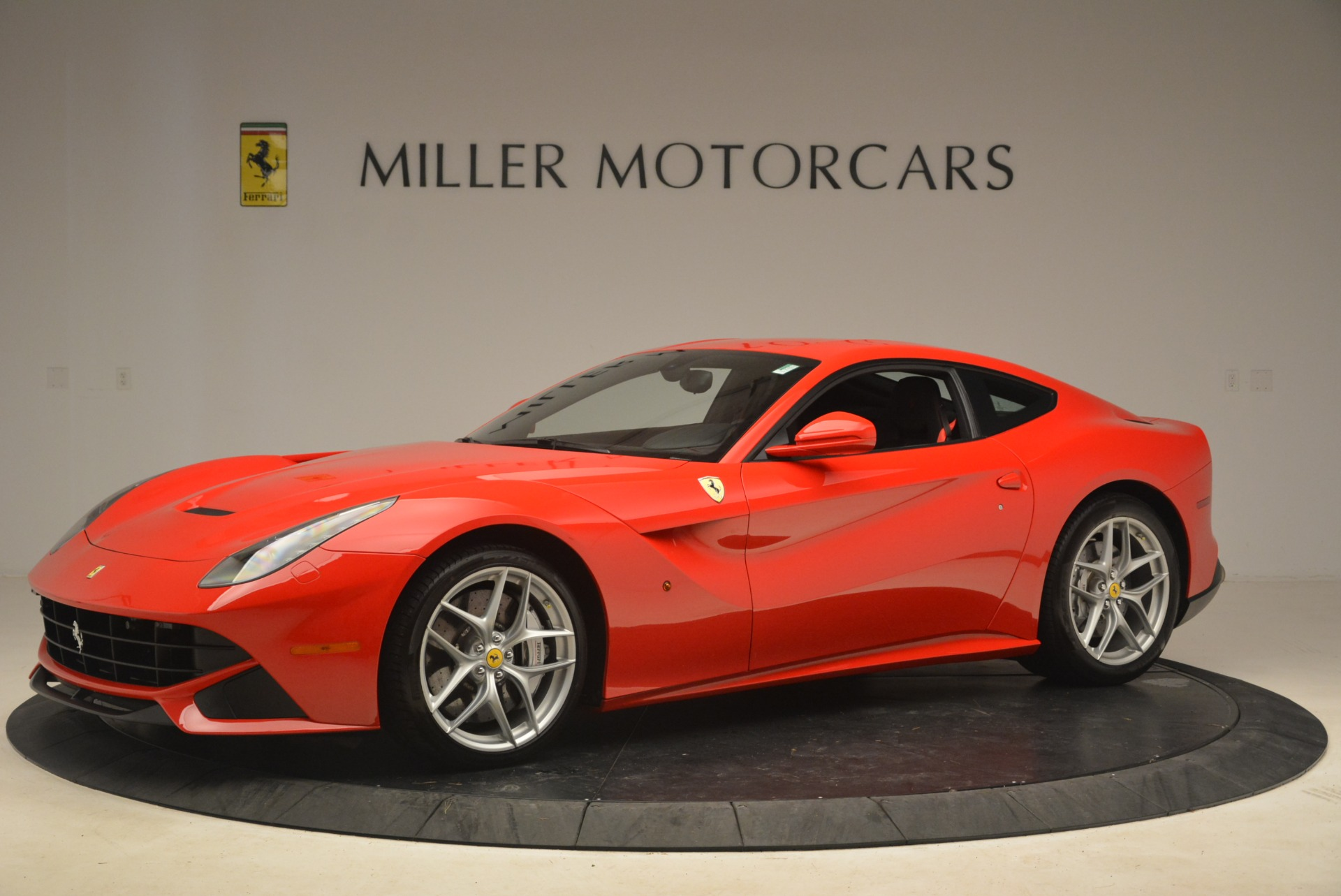 Used 2014 Ferrari F12 Berlinetta  For Sale In Westport, CT 2256_p2