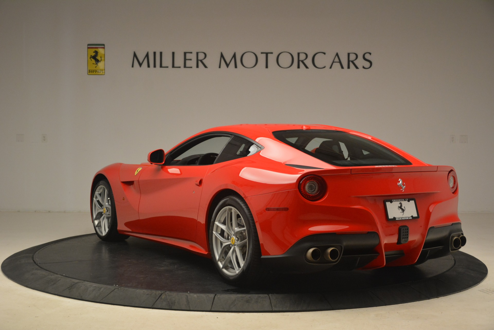 Used 2014 Ferrari F12 Berlinetta  For Sale In Westport, CT 2256_p5