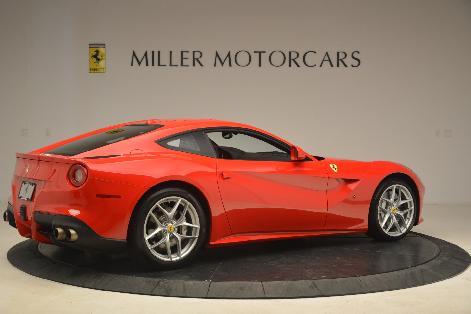 Used 2014 Ferrari F12 Berlinetta  For Sale In Westport, CT 2256_p8
