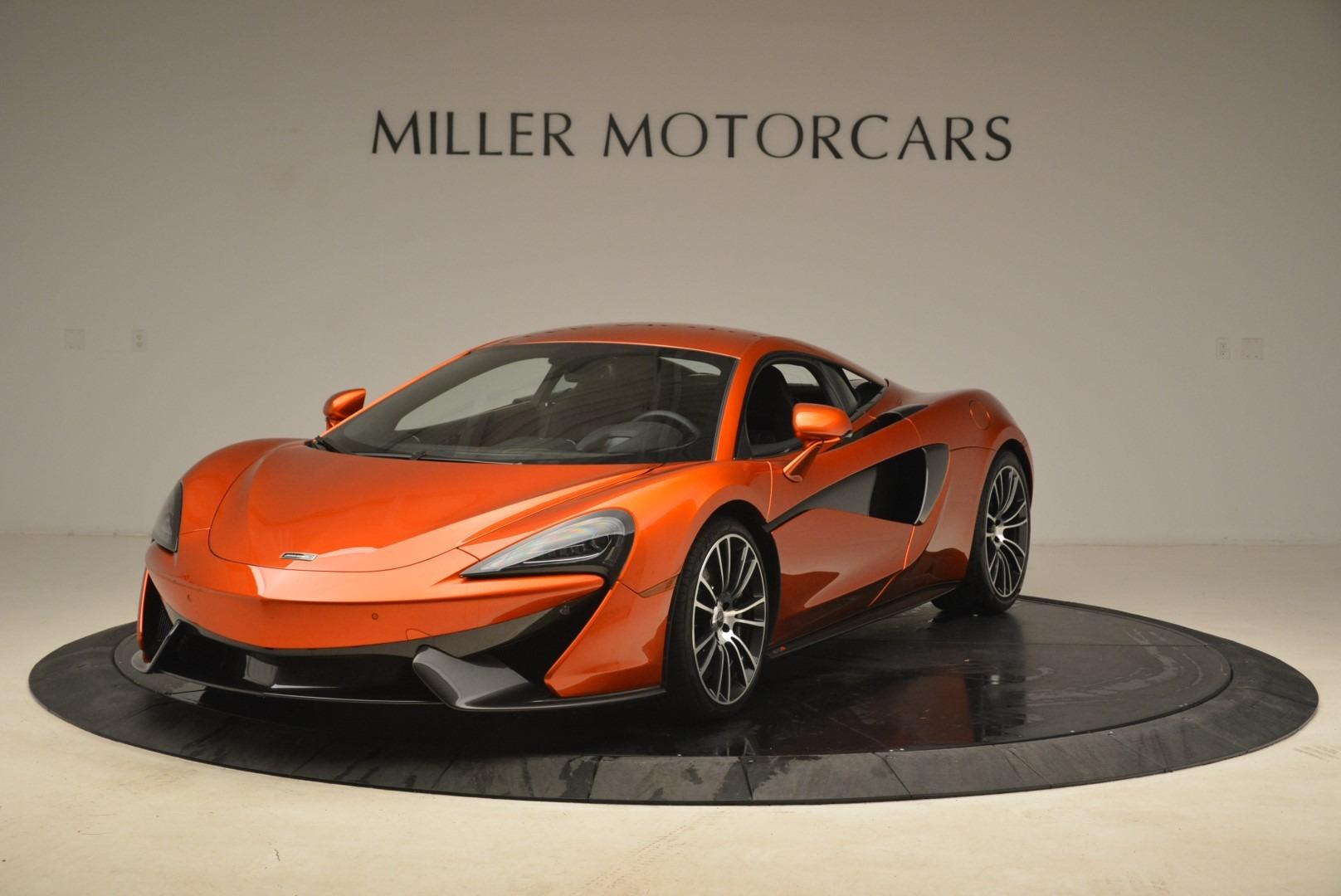Used 2016 McLaren 570S  For Sale In Westport, CT 2261_main