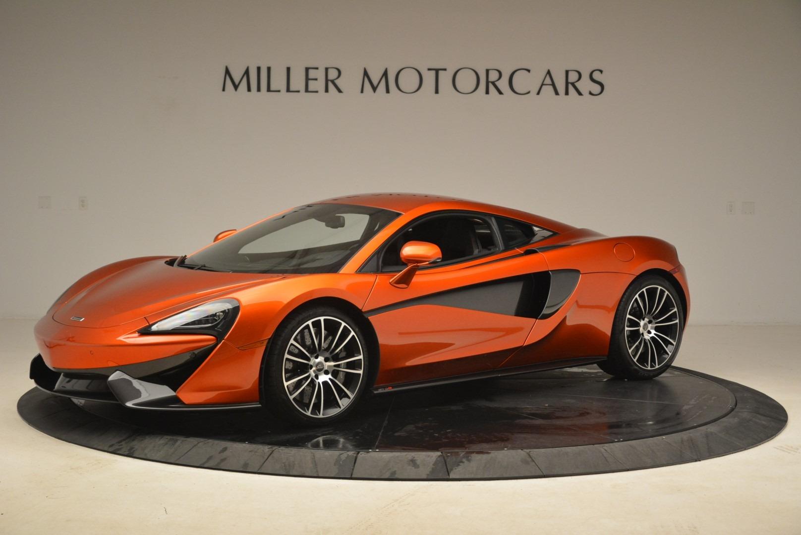Used 2016 McLaren 570S  For Sale In Westport, CT 2261_p2