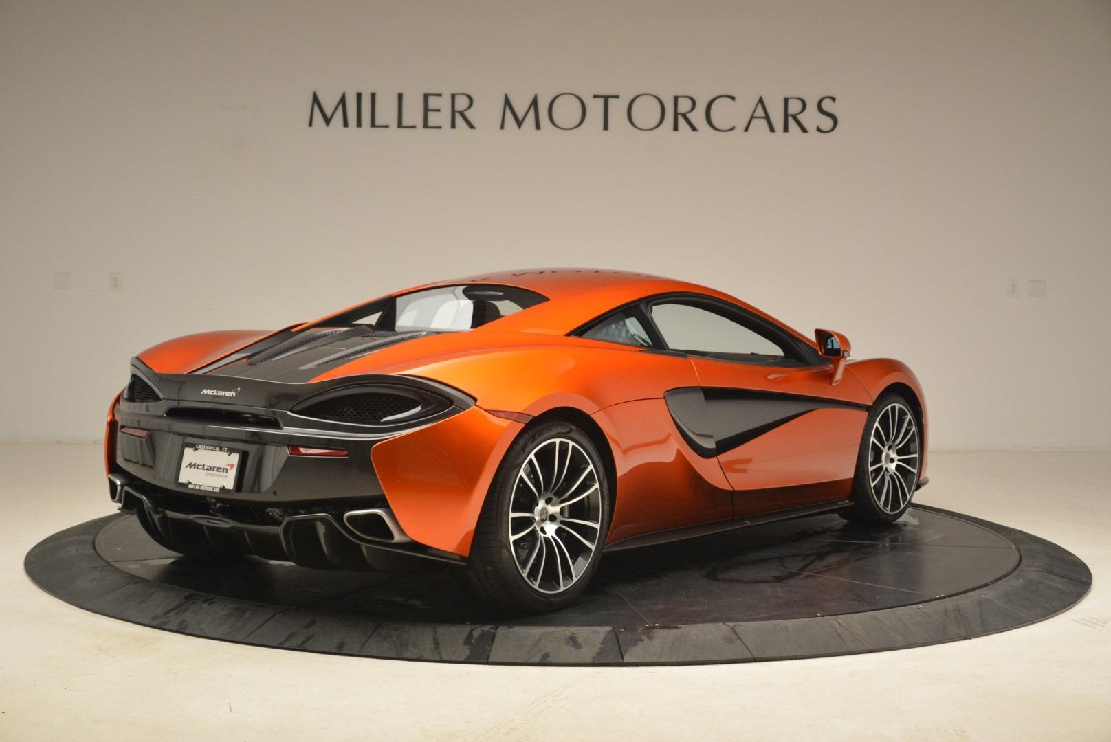Used 2016 McLaren 570S  For Sale In Westport, CT 2261_p7
