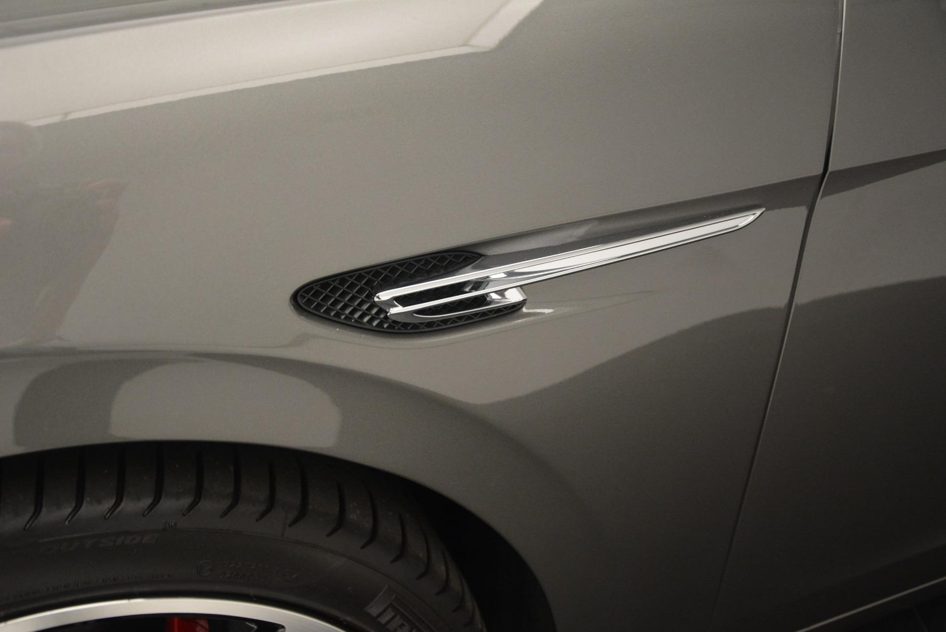 Used 2017 Bentley Flying Spur V8 S For Sale In Westport, CT 2263_p15