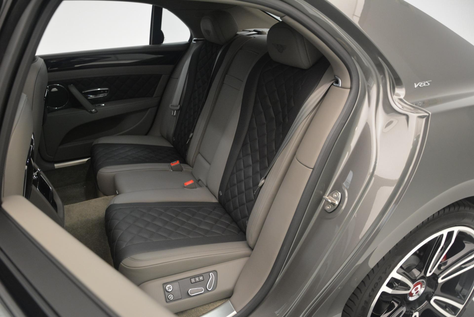 Used 2017 Bentley Flying Spur V8 S For Sale In Westport, CT 2263_p30