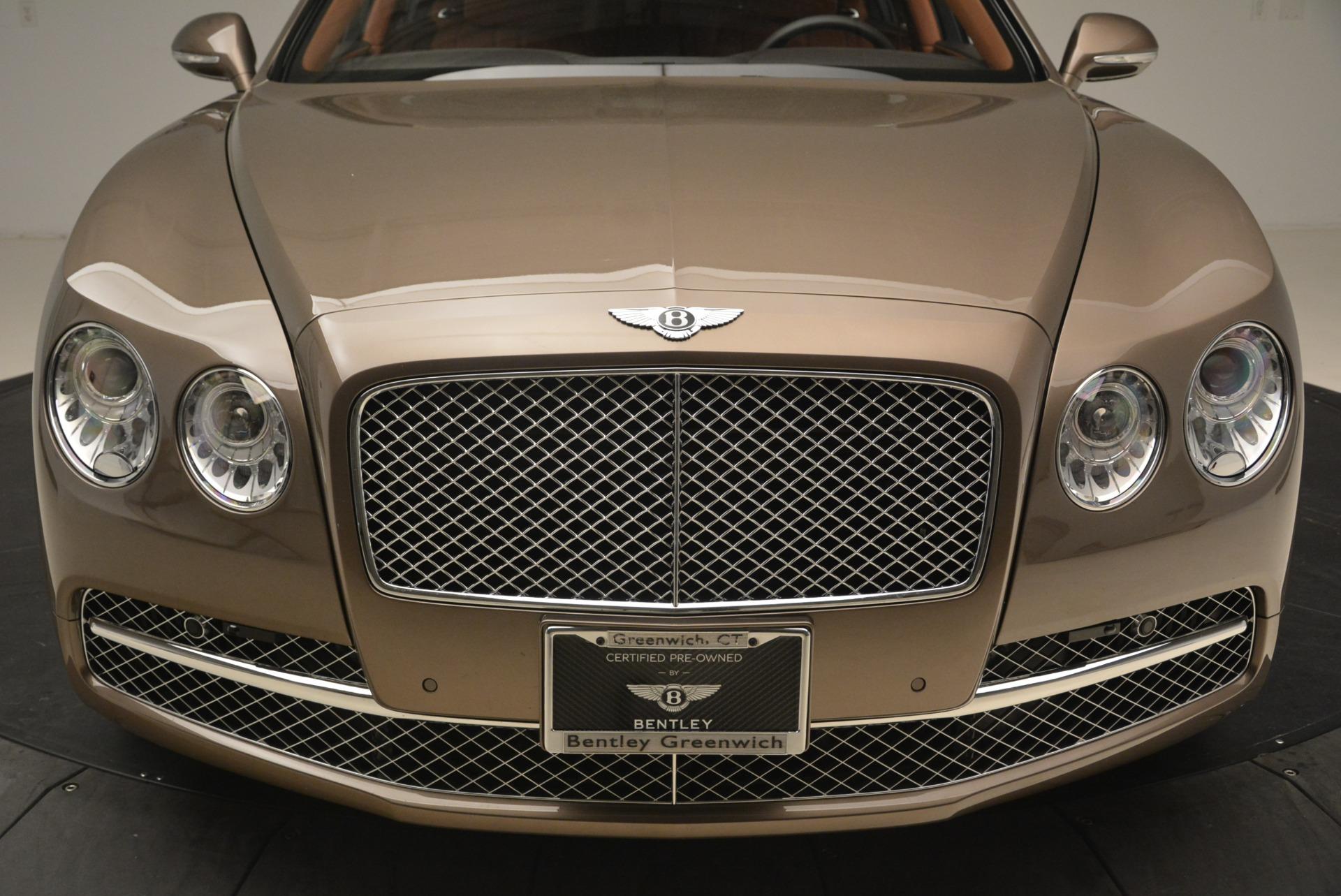Used 2015 Bentley Flying Spur W12 For Sale In Westport, CT 2266_p13