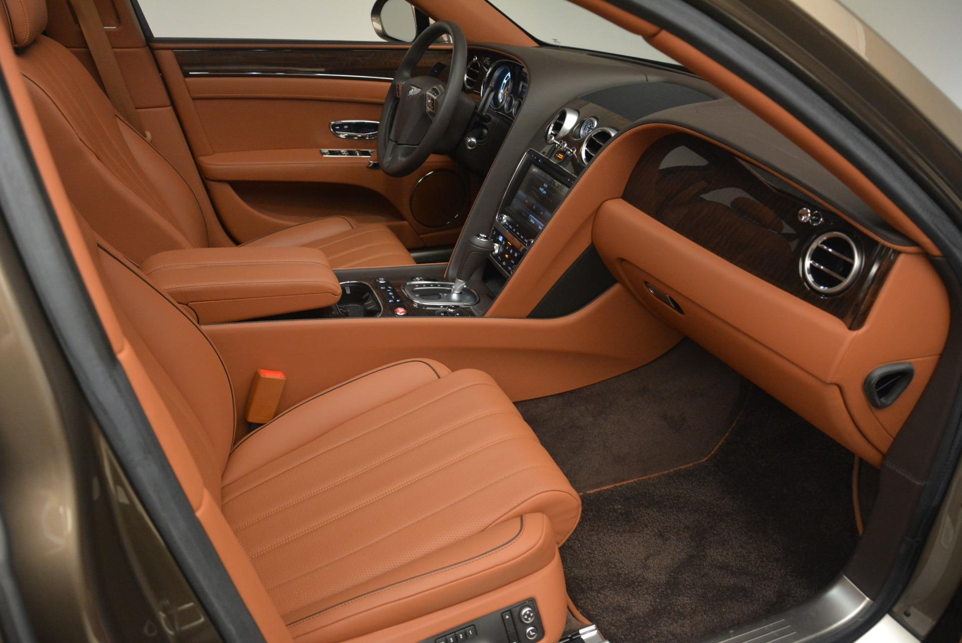 Used 2015 Bentley Flying Spur W12 For Sale In Westport, CT 2266_p23