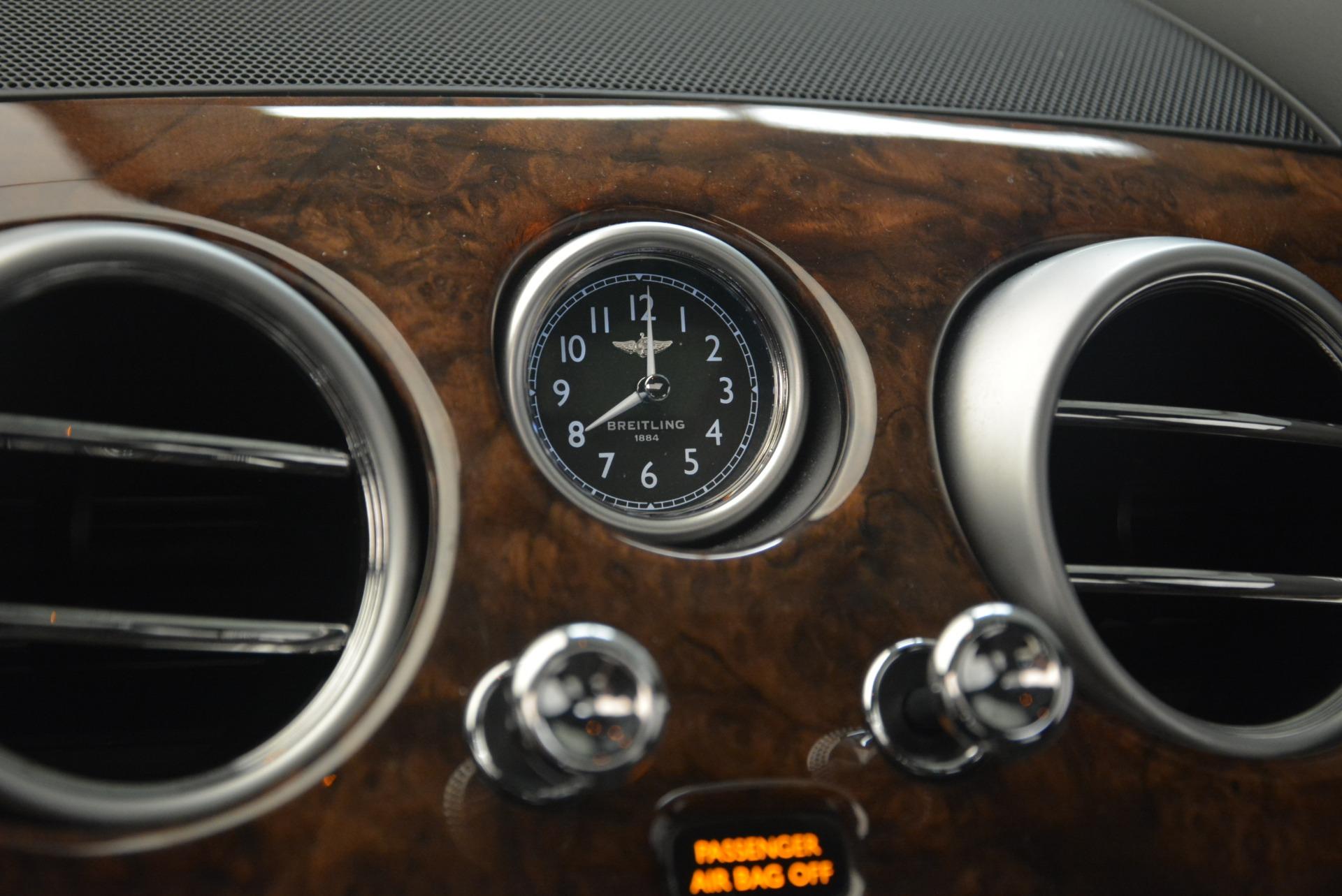 Used 2014 Bentley Flying Spur W12 For Sale In Westport, CT 2267_p23