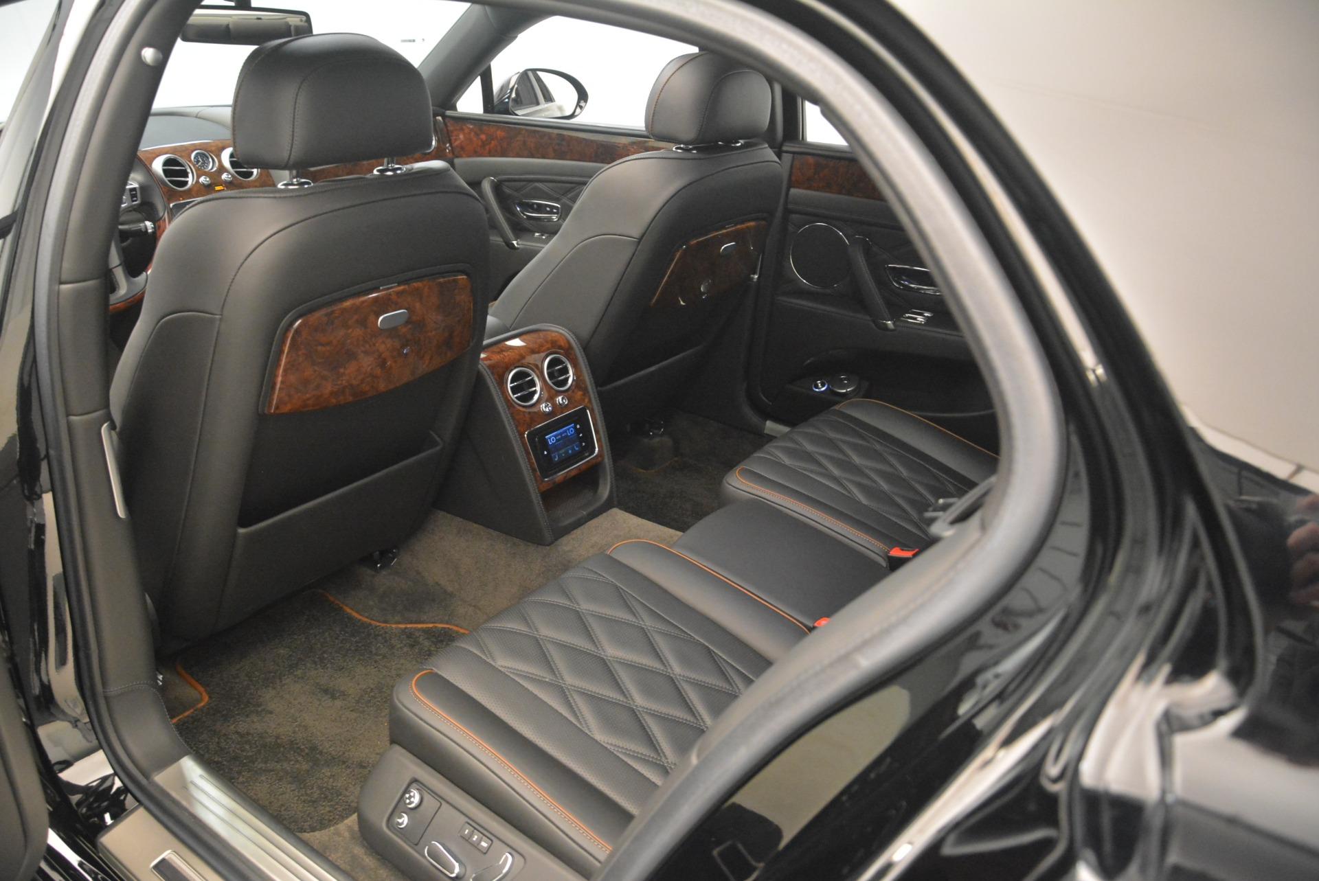 Used 2014 Bentley Flying Spur W12 For Sale In Westport, CT 2267_p24