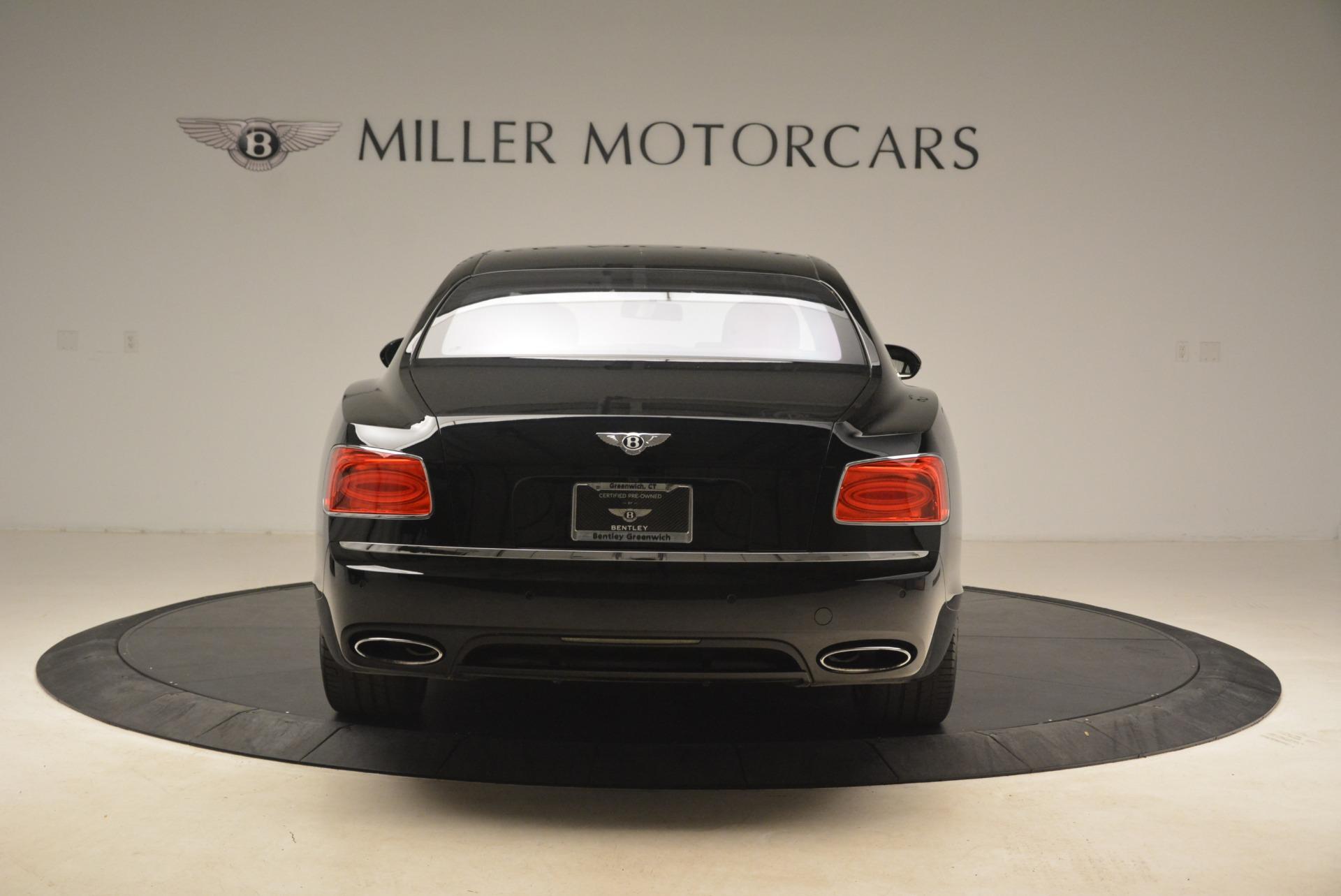 Used 2014 Bentley Flying Spur W12 For Sale In Westport, CT 2267_p6