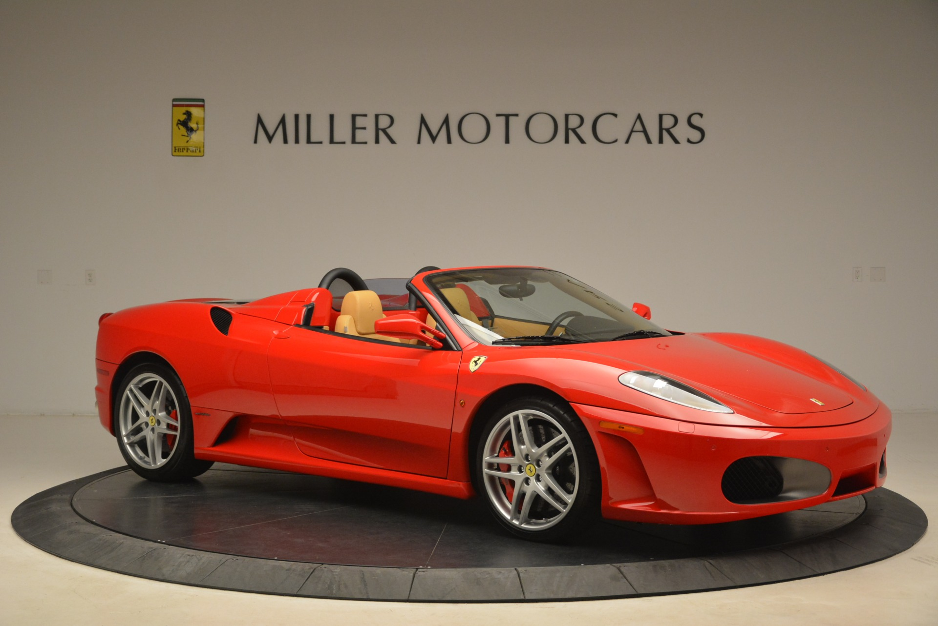 Used 2008 Ferrari F430 Spider For Sale In Westport, CT 2268_p10