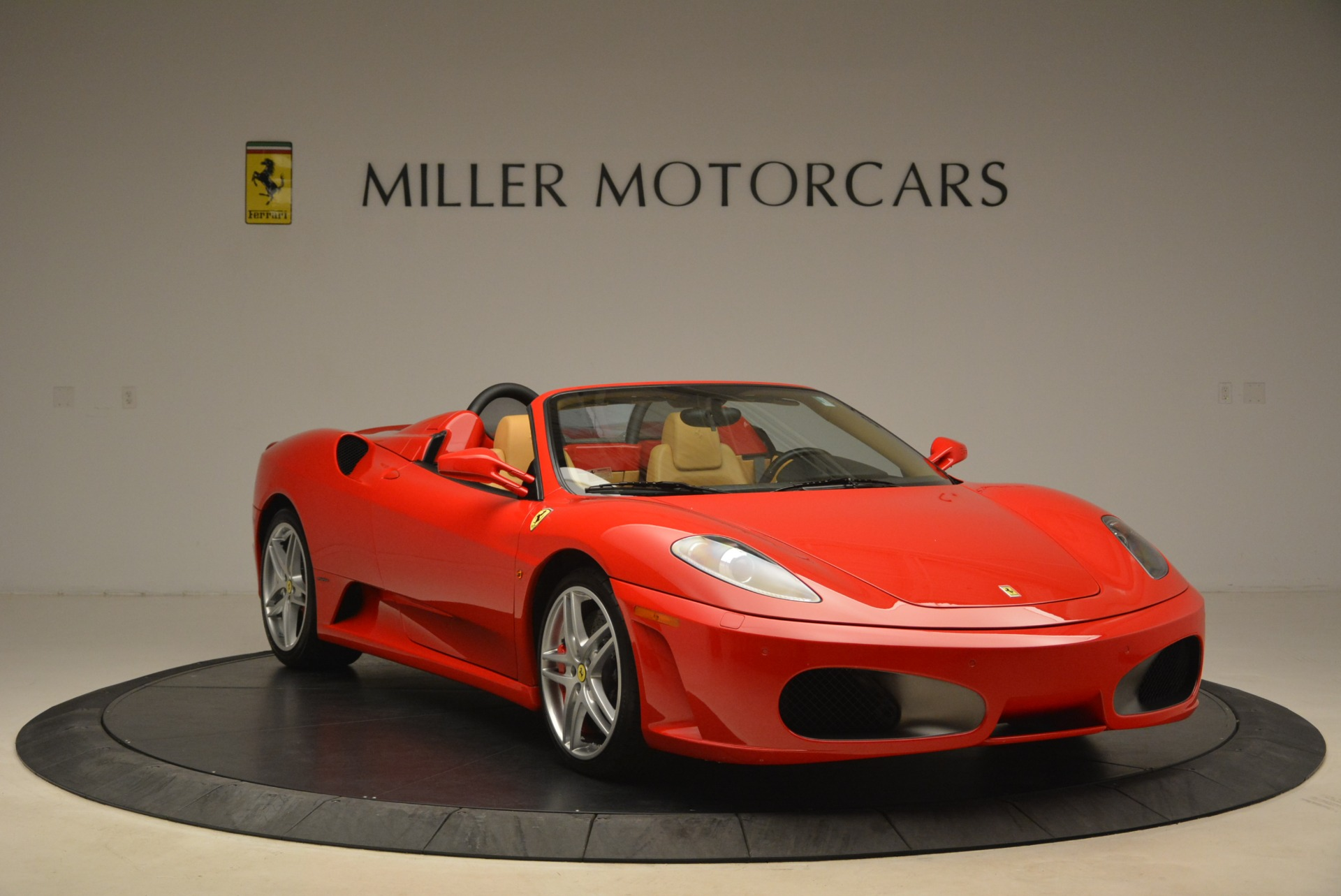 Used 2008 Ferrari F430 Spider For Sale In Westport, CT 2268_p11