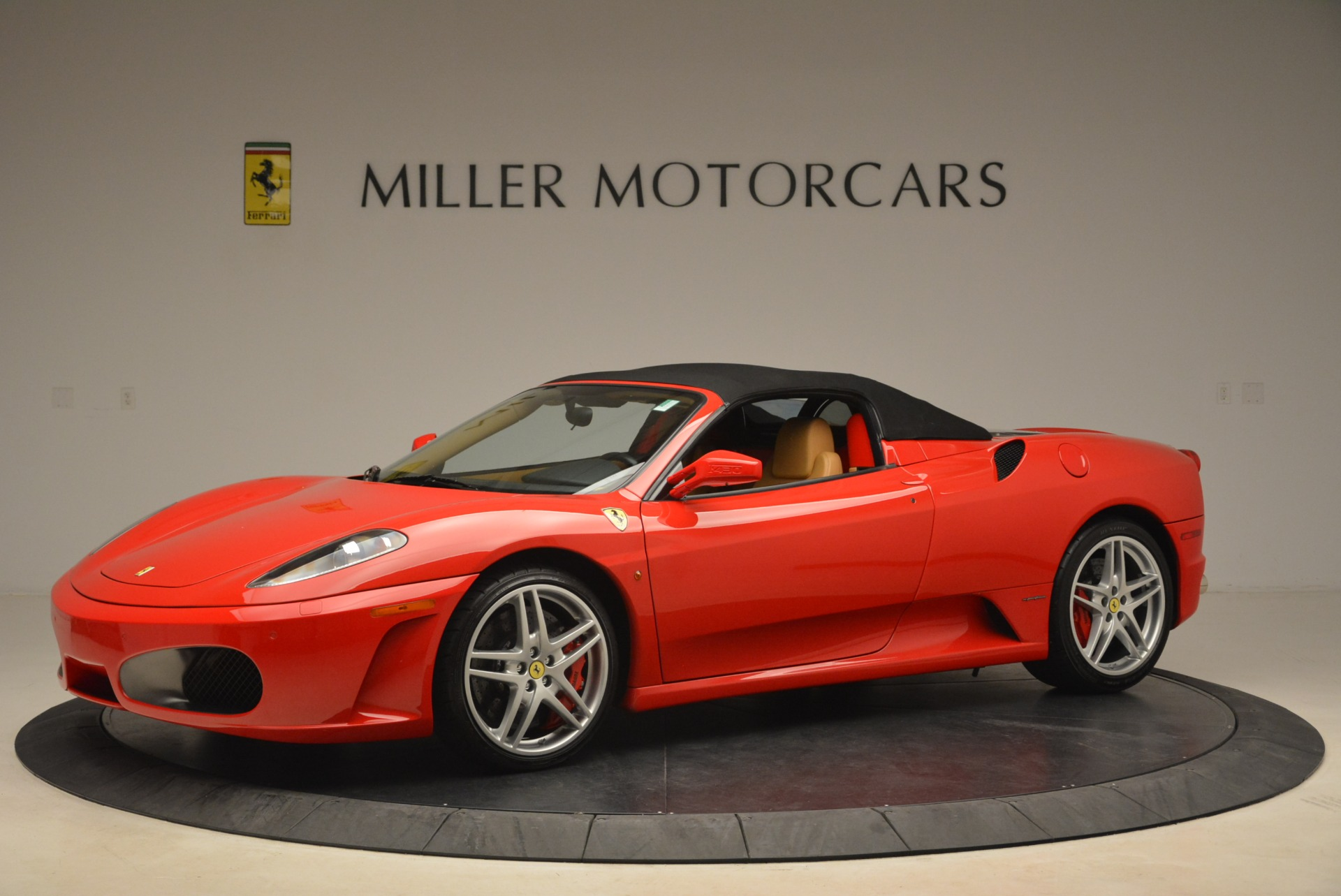 Used 2008 Ferrari F430 Spider For Sale In Westport, CT 2268_p14