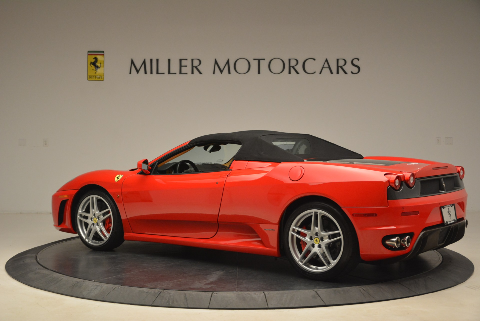 Used 2008 Ferrari F430 Spider For Sale In Westport, CT 2268_p16