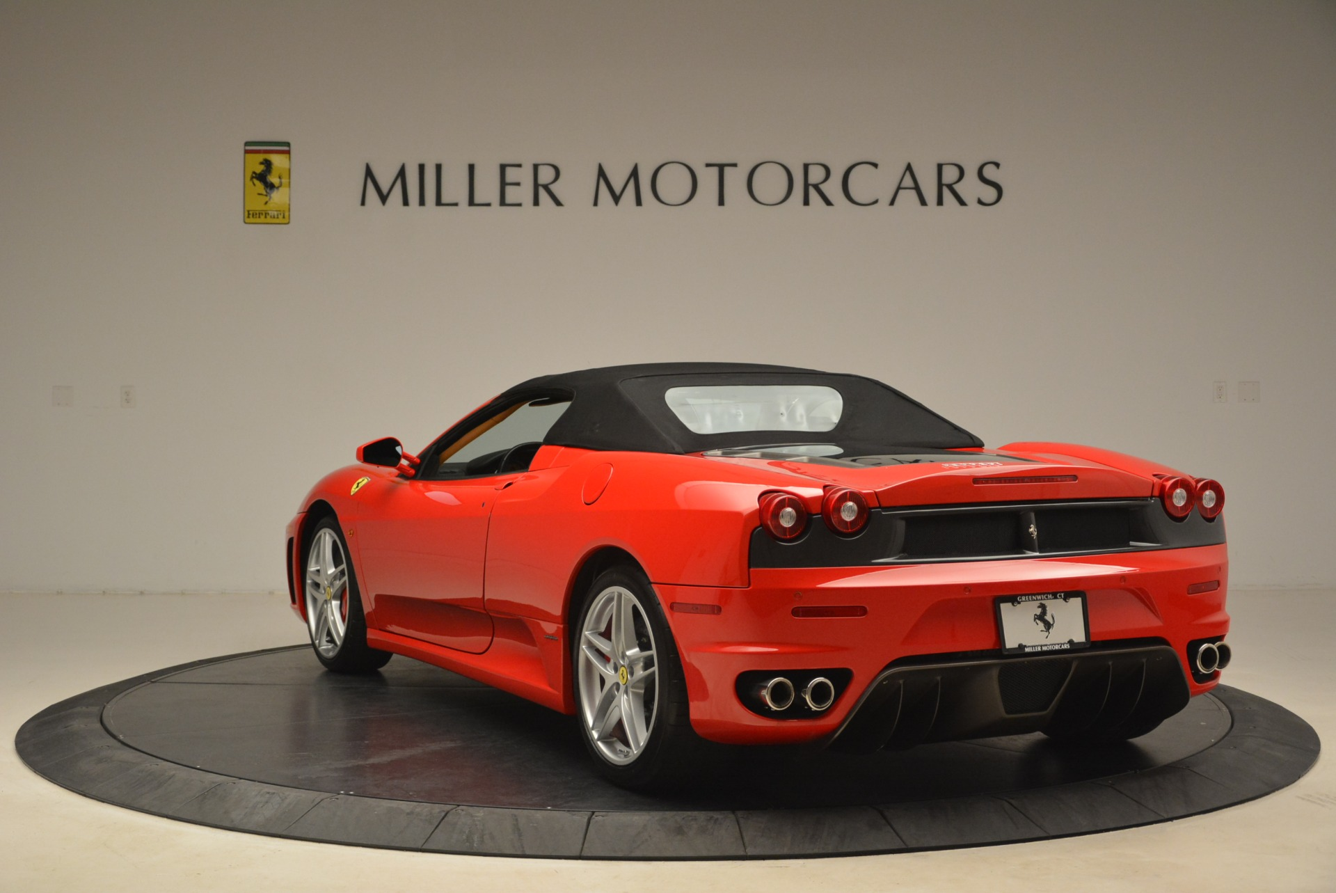 Used 2008 Ferrari F430 Spider For Sale In Westport, CT 2268_p17