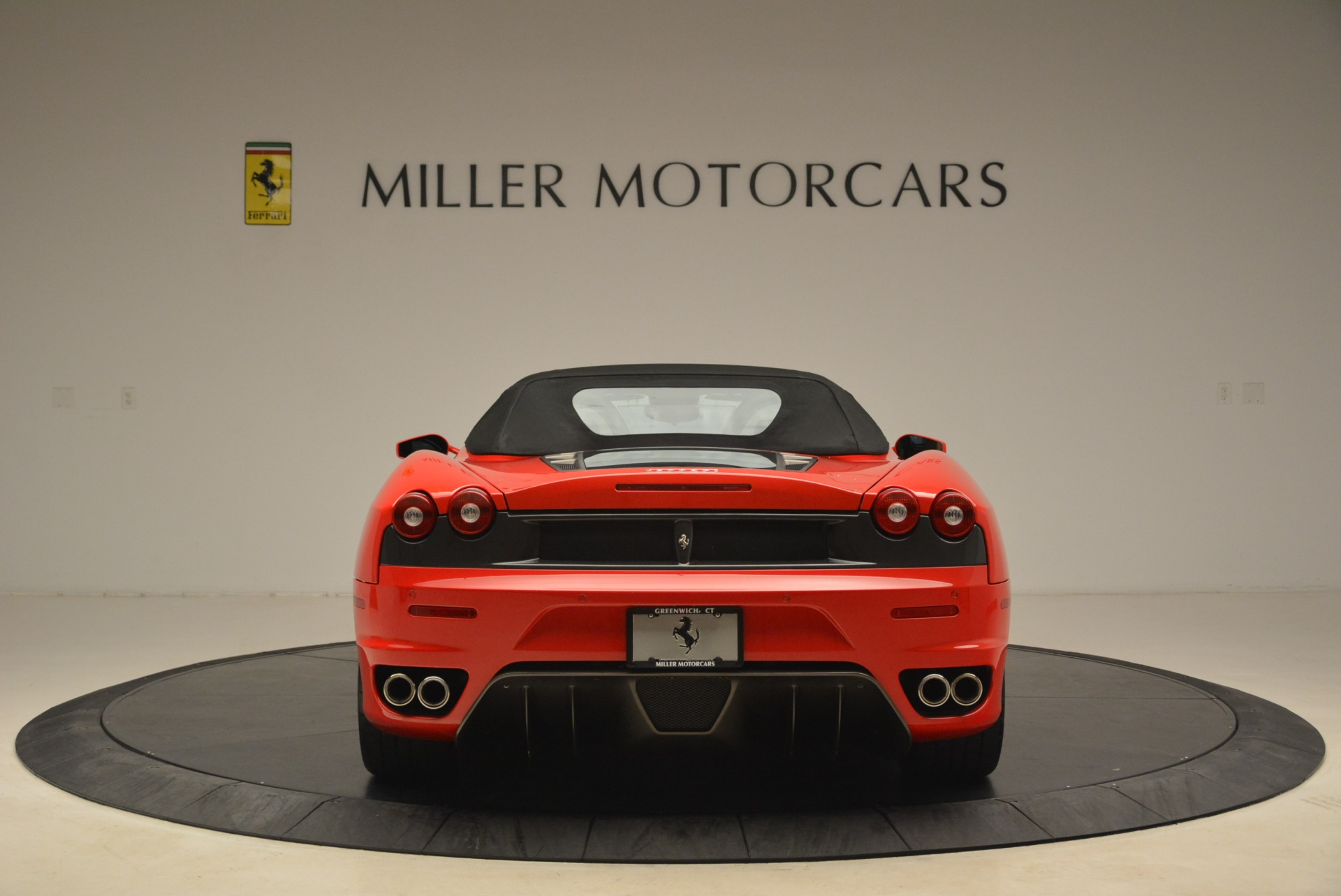 Used 2008 Ferrari F430 Spider For Sale In Westport, CT 2268_p18