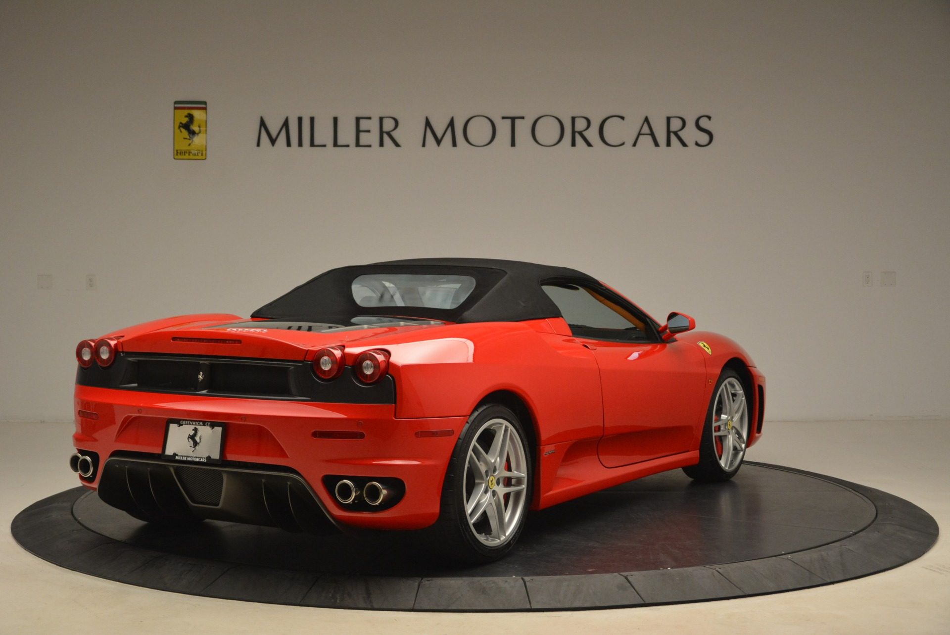 Used 2008 Ferrari F430 Spider For Sale In Westport, CT 2268_p19