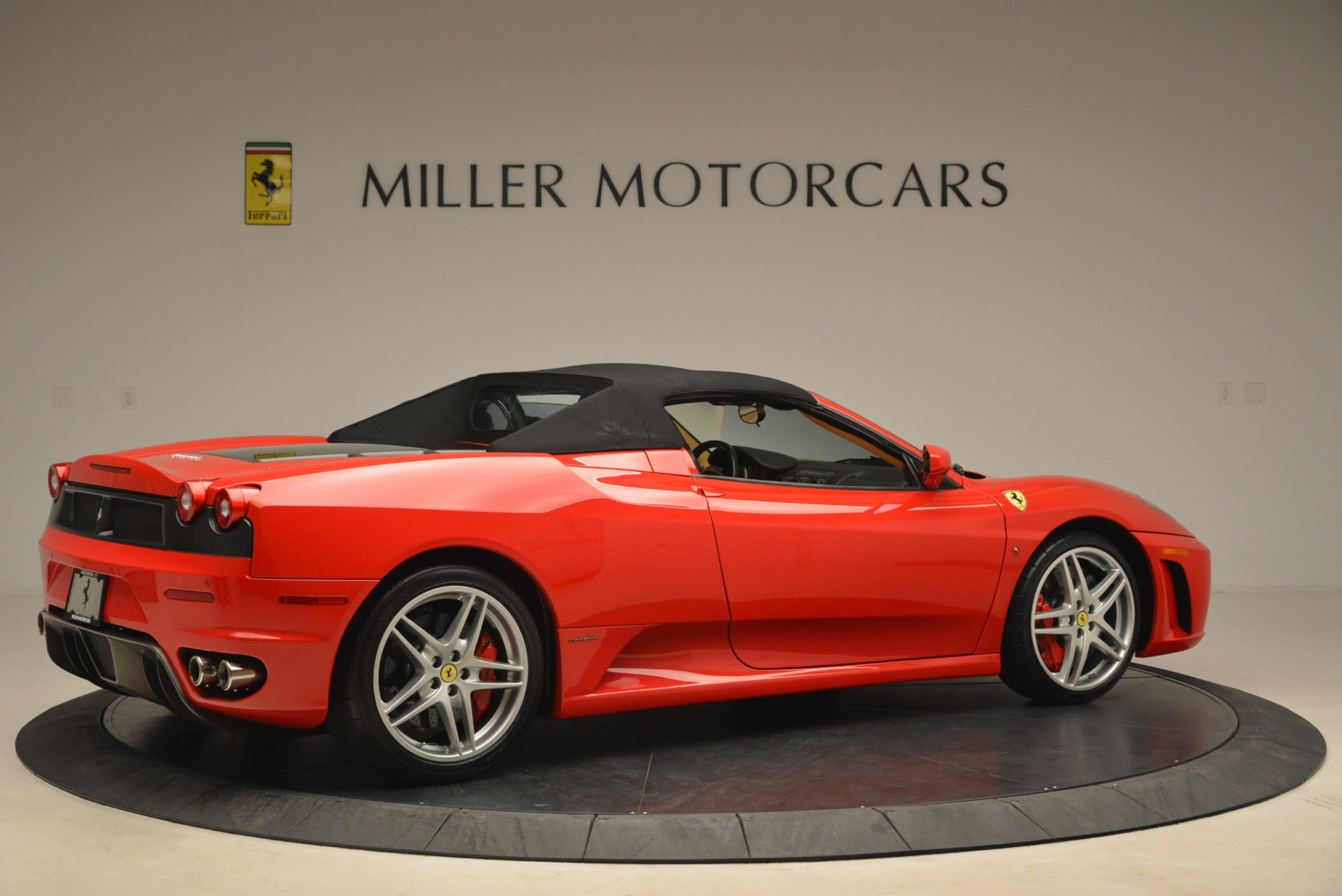 Used 2008 Ferrari F430 Spider For Sale In Westport, CT 2268_p20