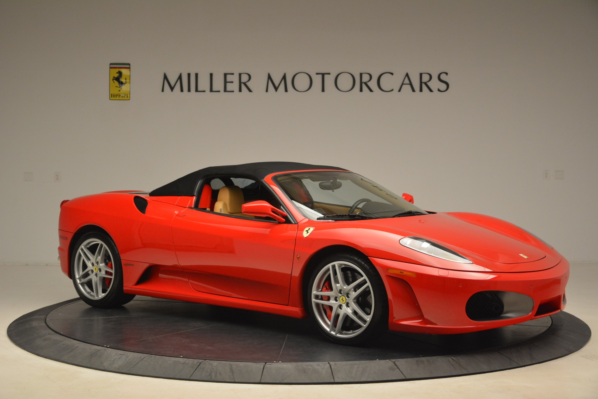 Used 2008 Ferrari F430 Spider For Sale In Westport, CT 2268_p22